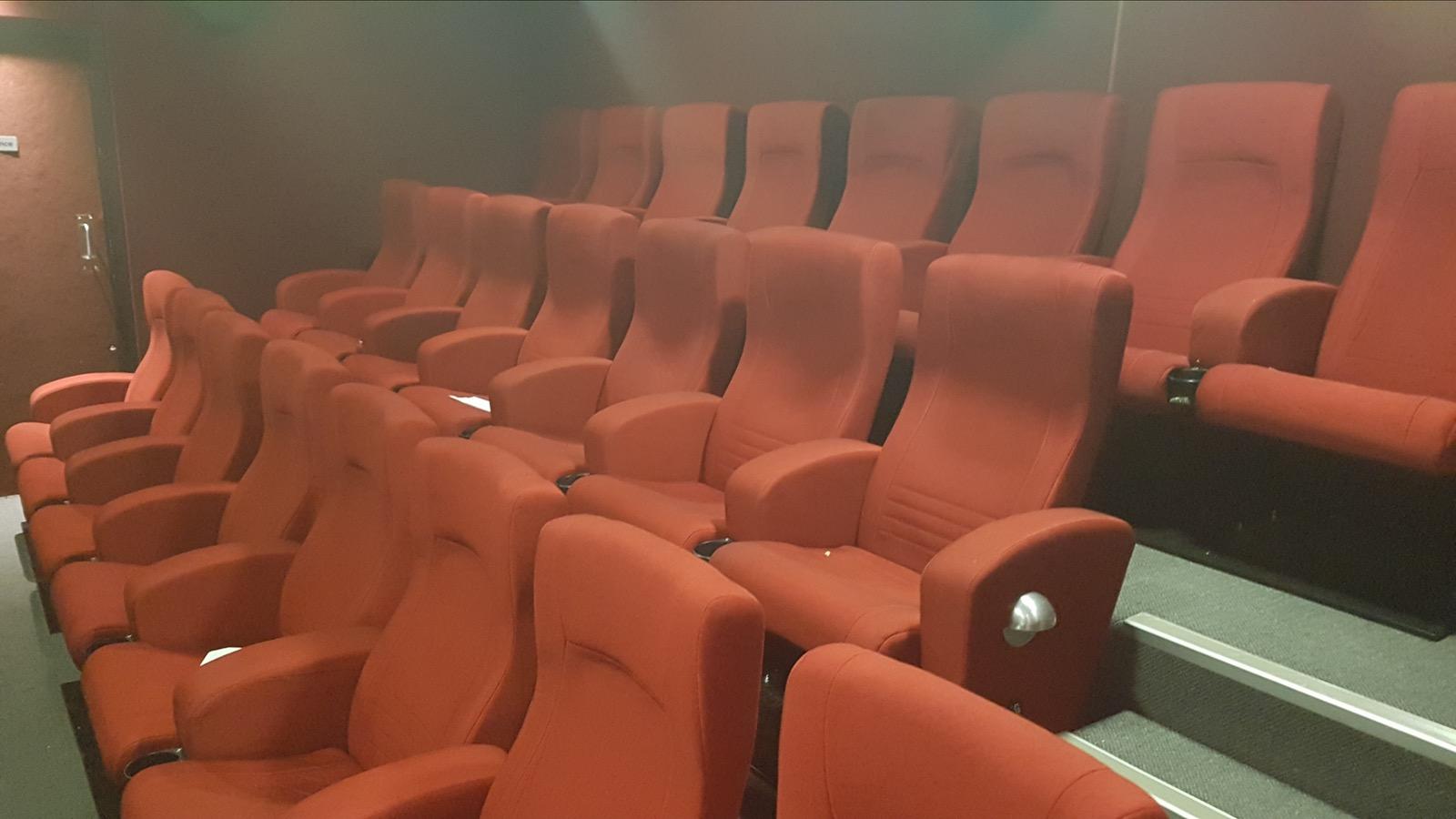 The upstats seating