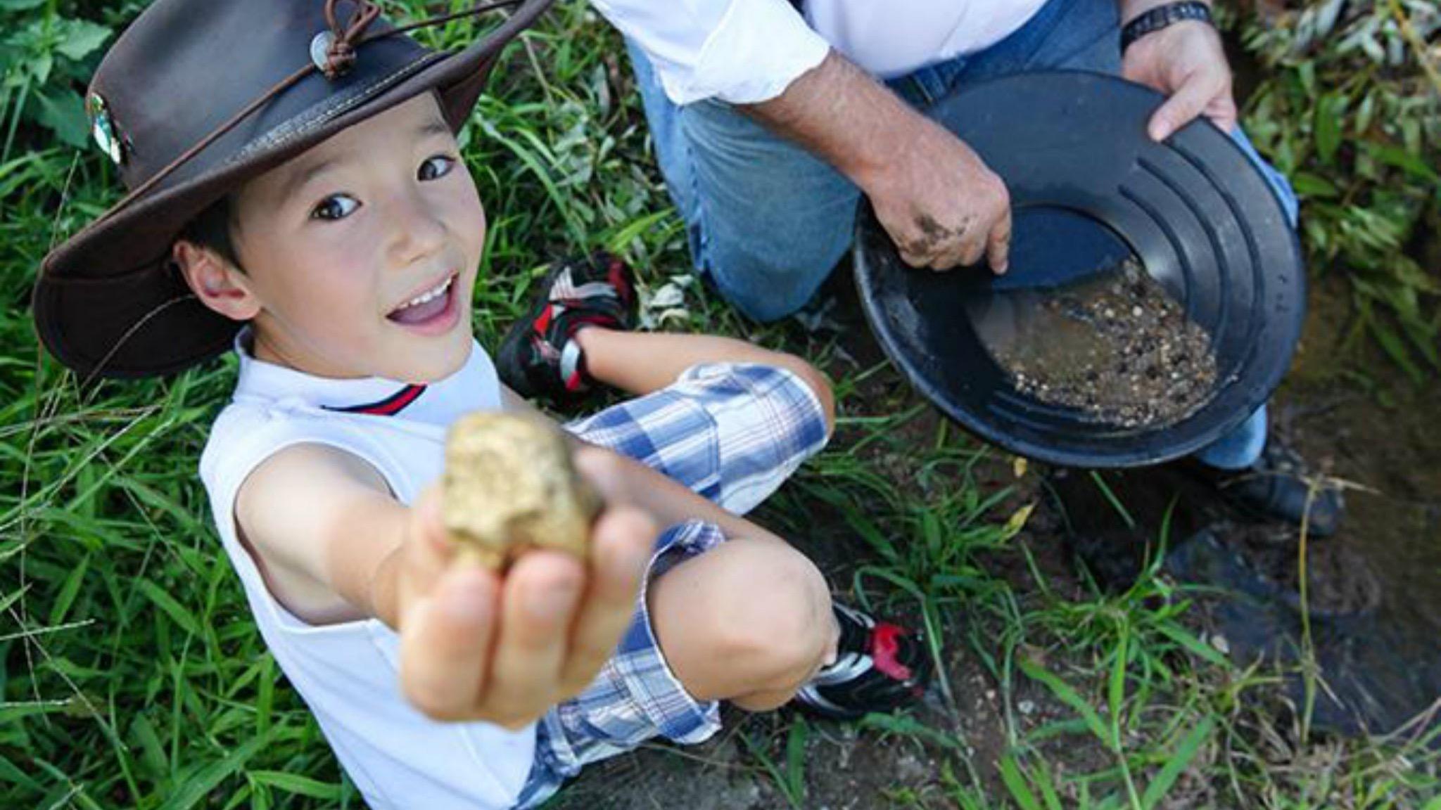 Yackandandah Gold Panning, Attraction, High Country