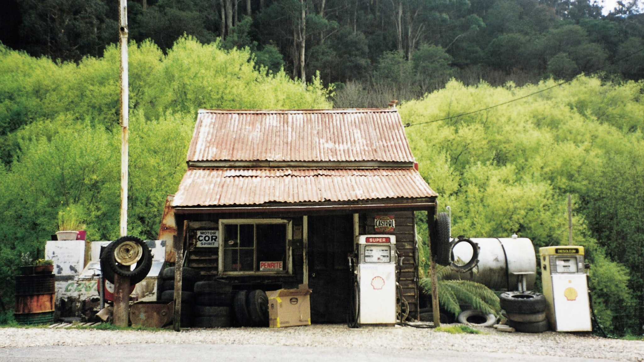 Woods Point Petrol Station