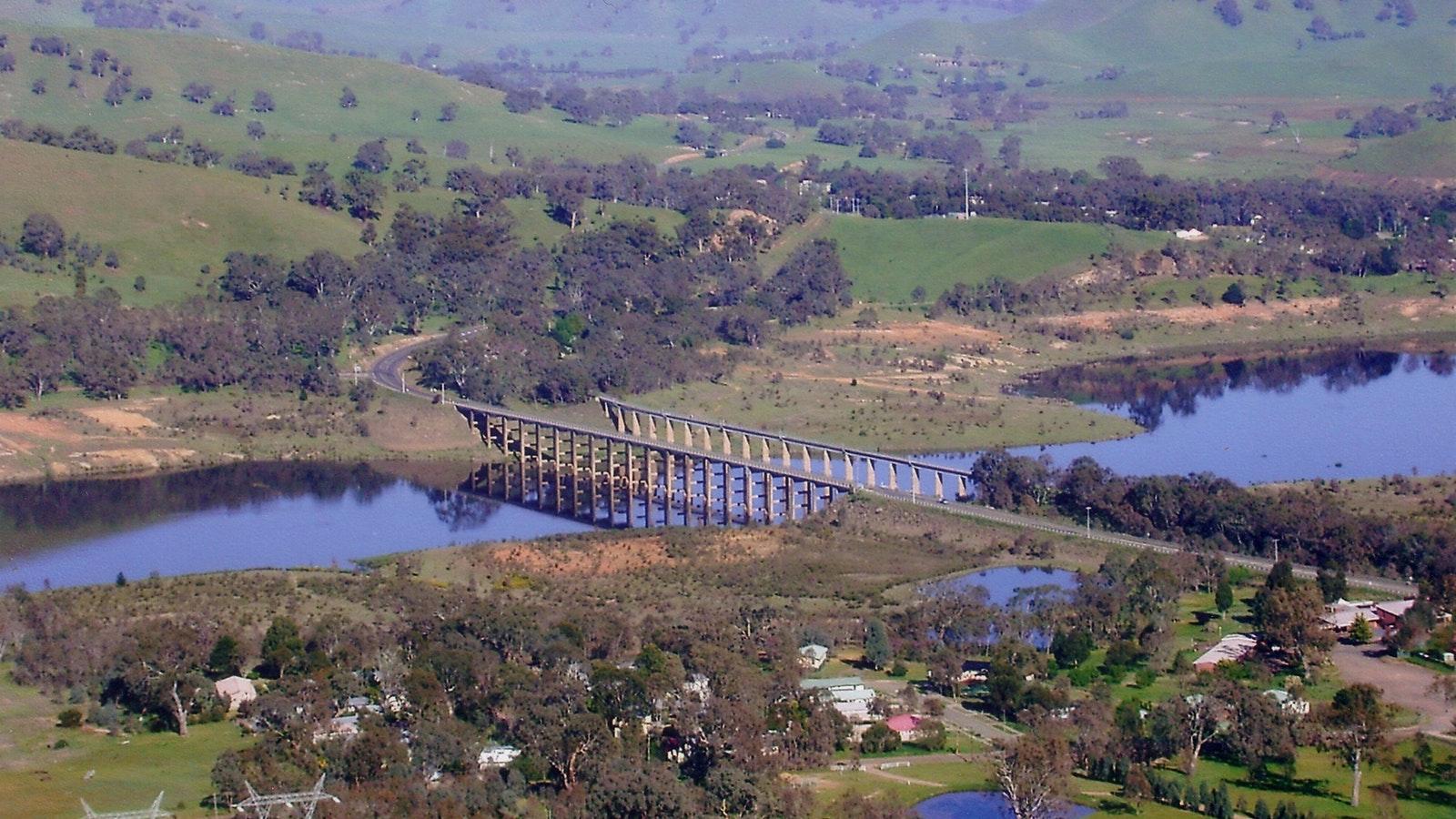 Bonnie Doon Bridge