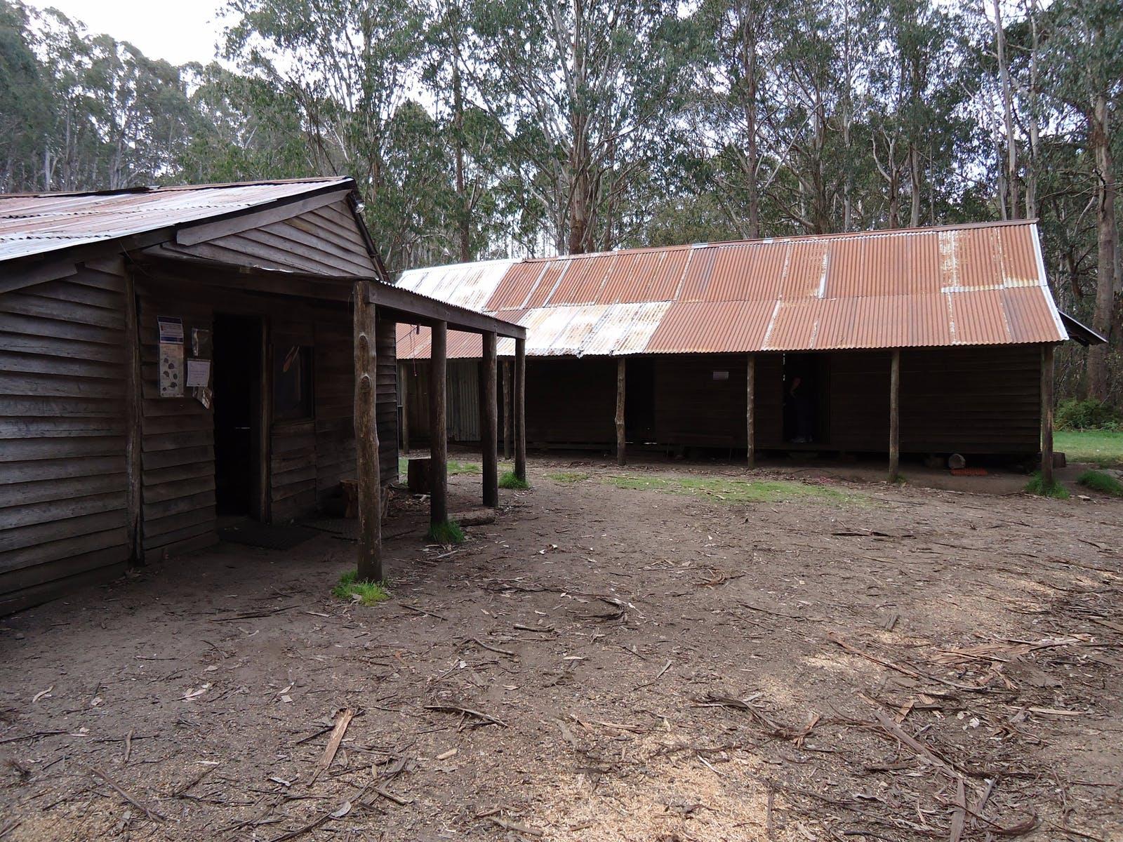 Razorback Hut