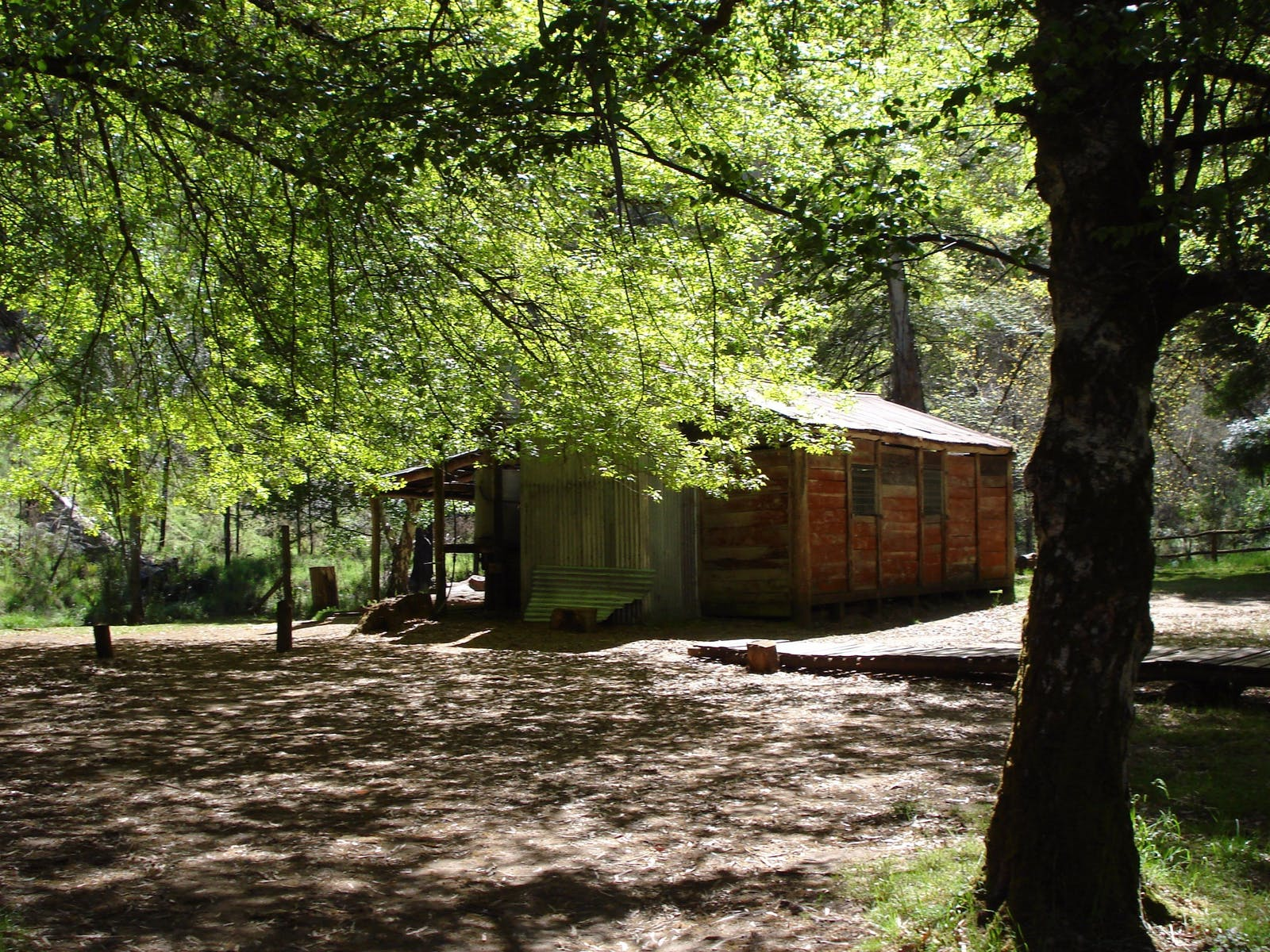 Pickering's Hut and Camping Area