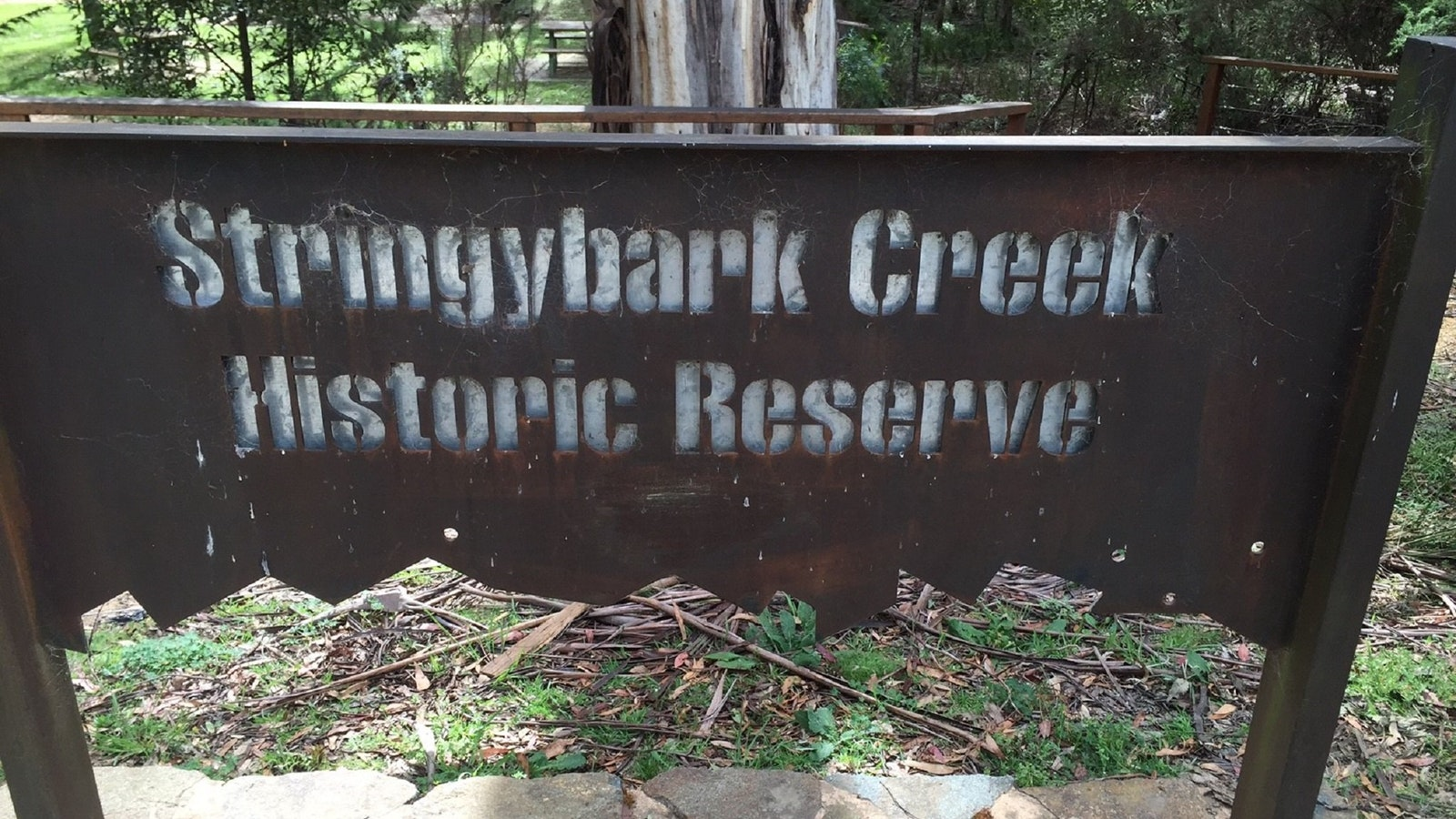 Stringybark Creek Historic Reserve