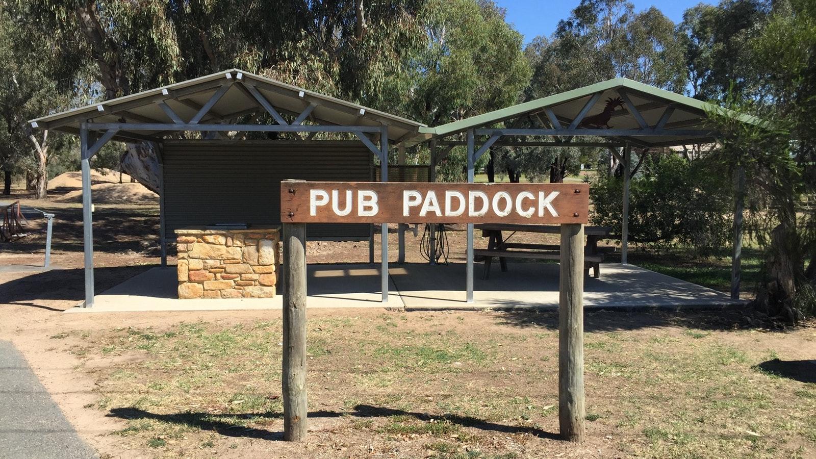 The Pub Paddock