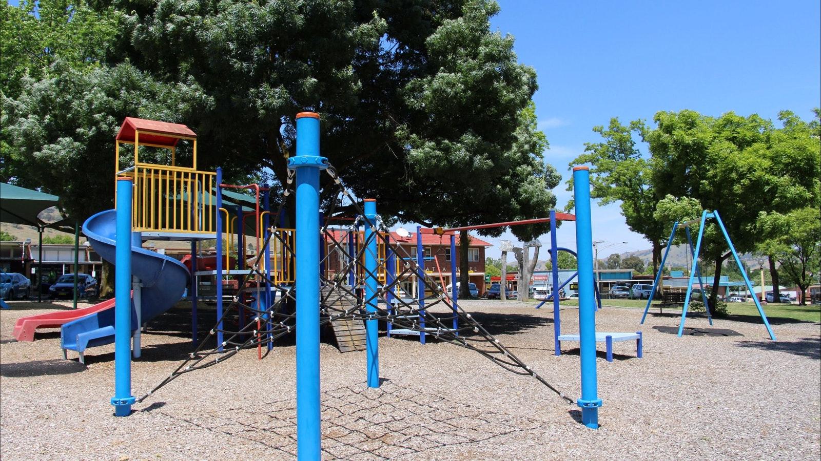 Tallangatta Triangles Playground