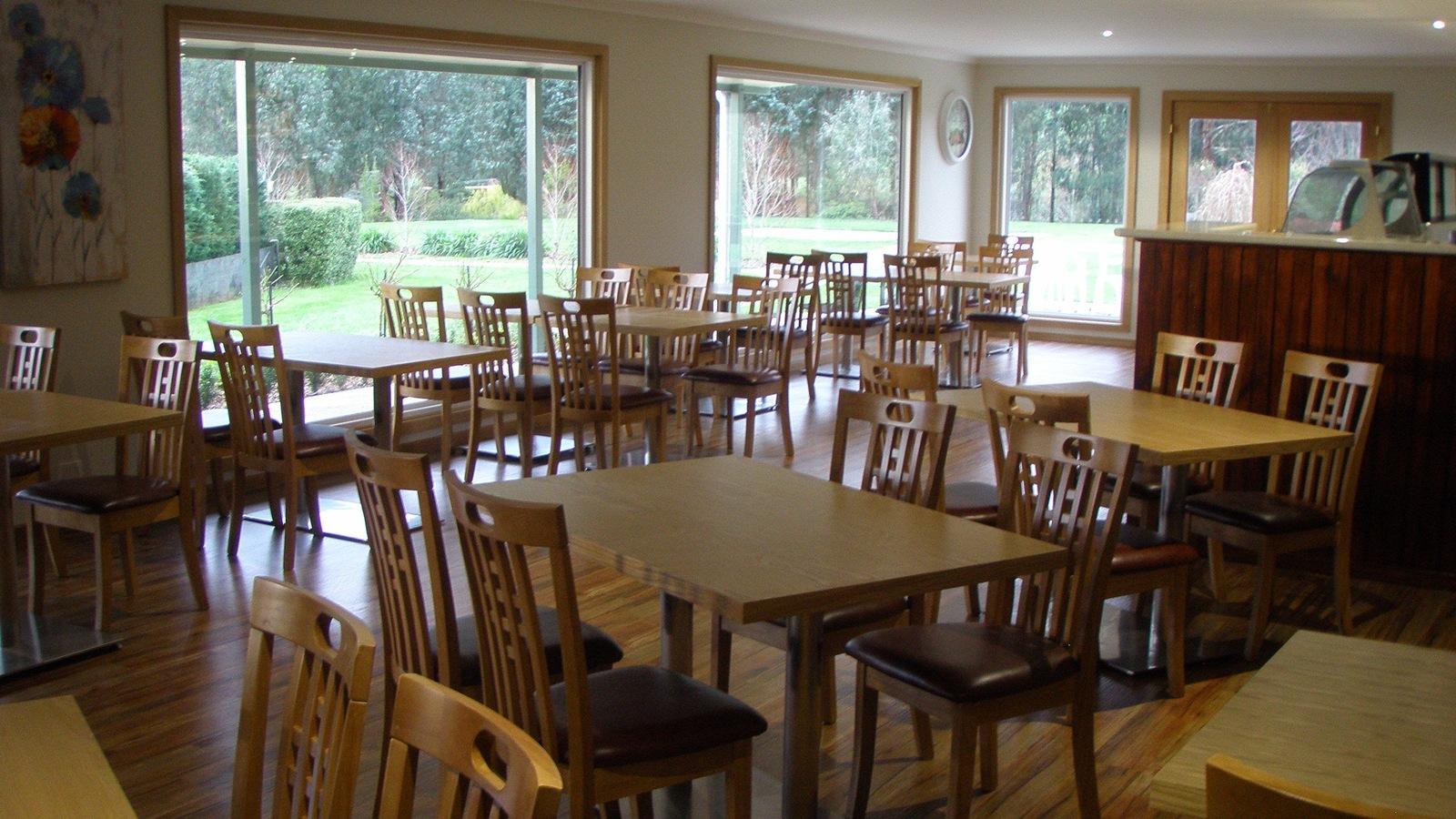 Brookfield Maze Cafe