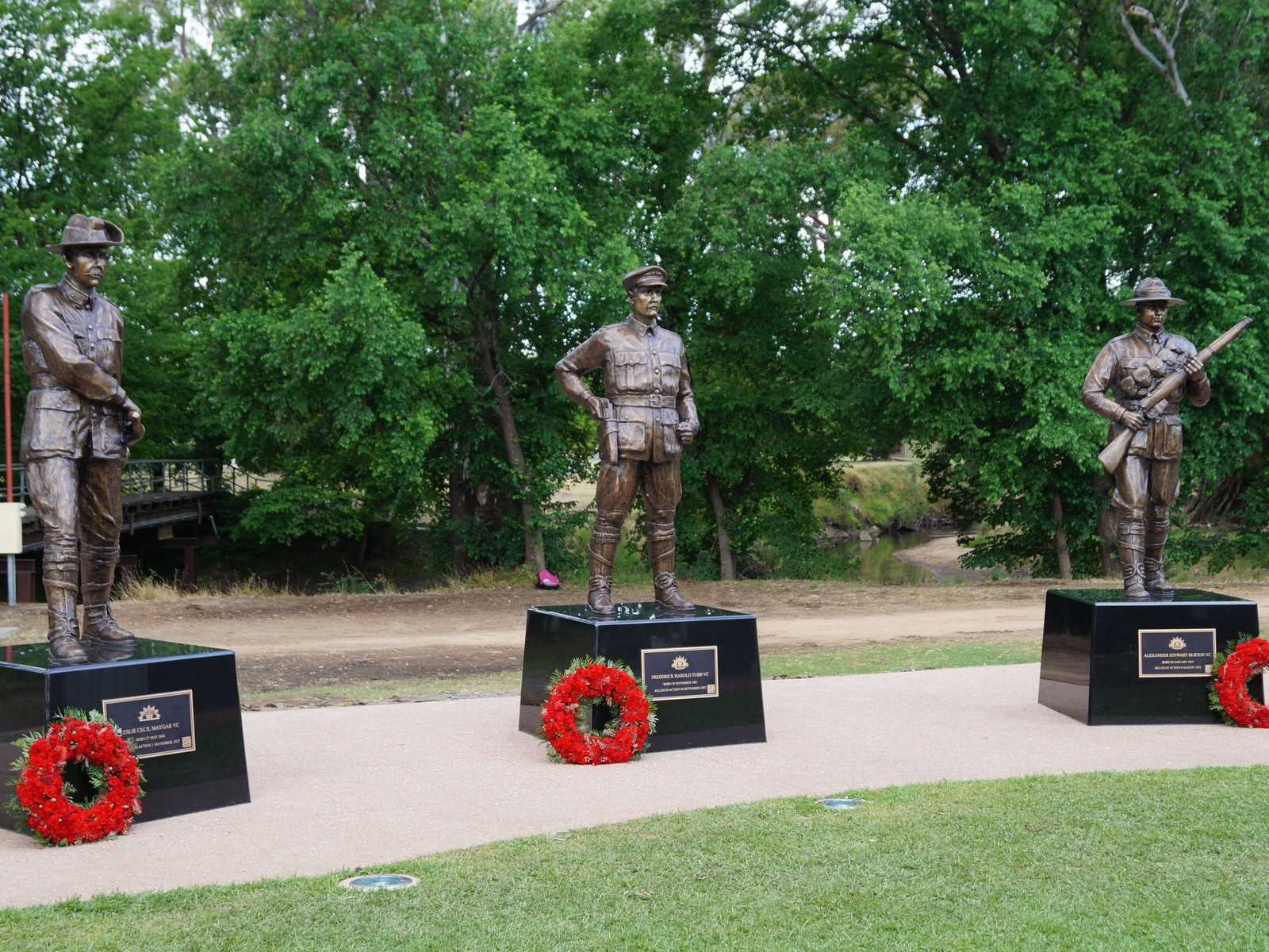Honouring our Heroes