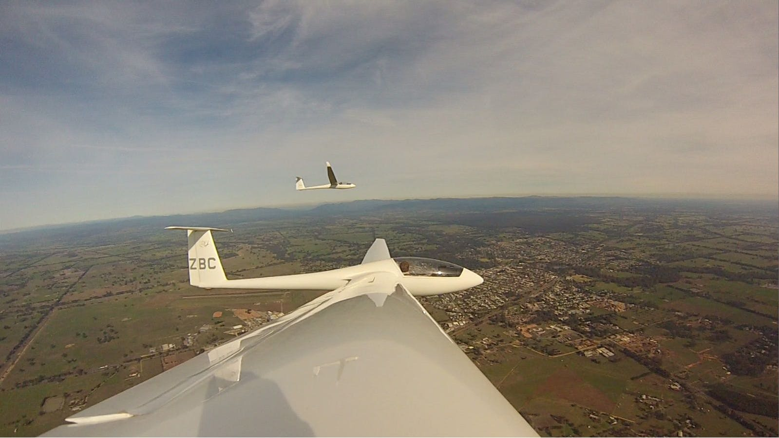 Flying With Friends