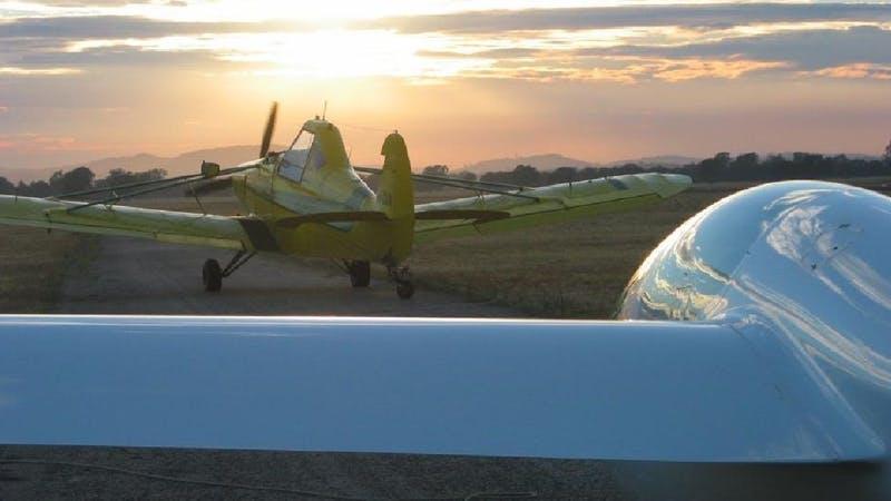 Gliding Over Benalla