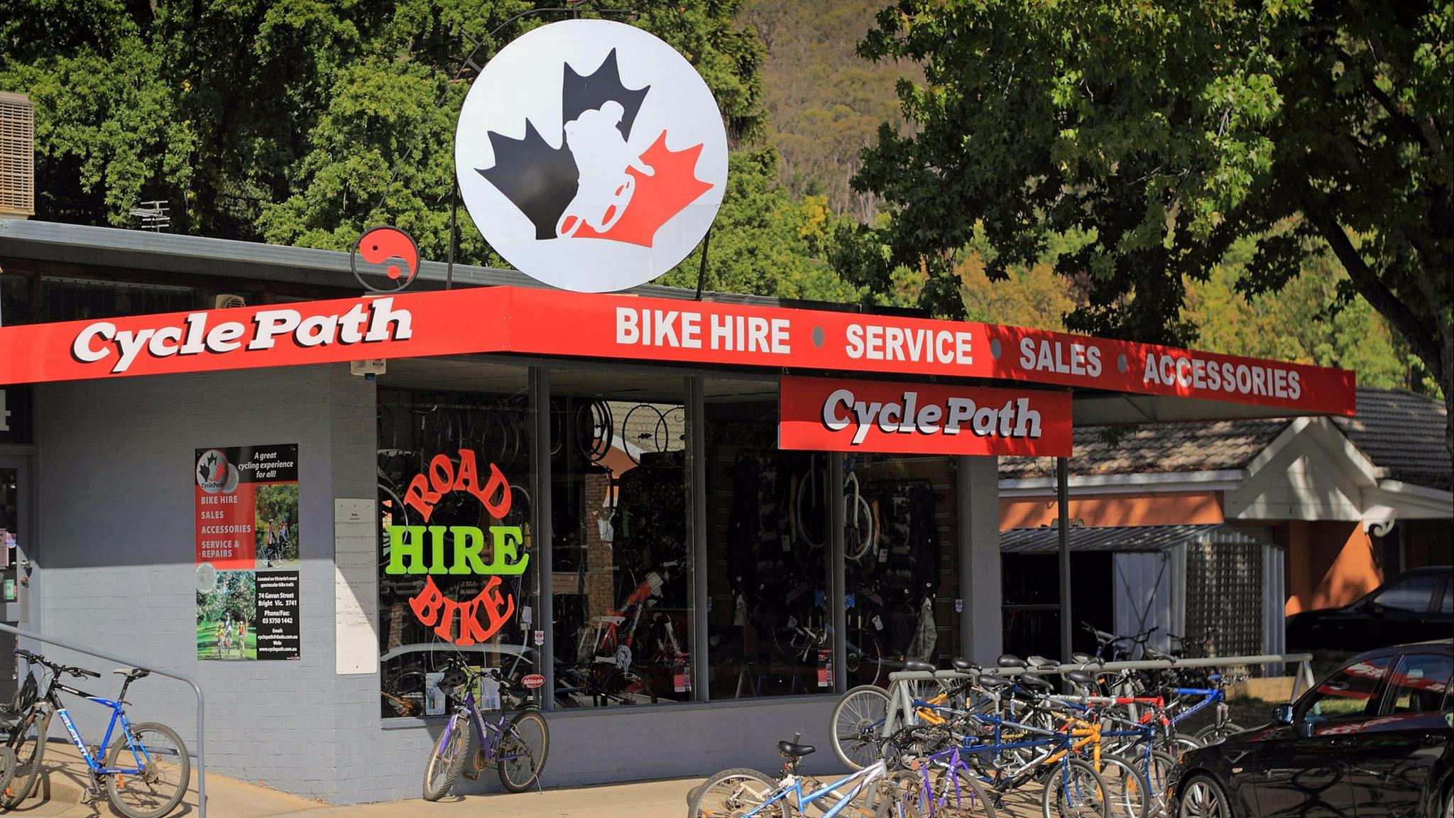 Cyclepath Bright Bike Shop