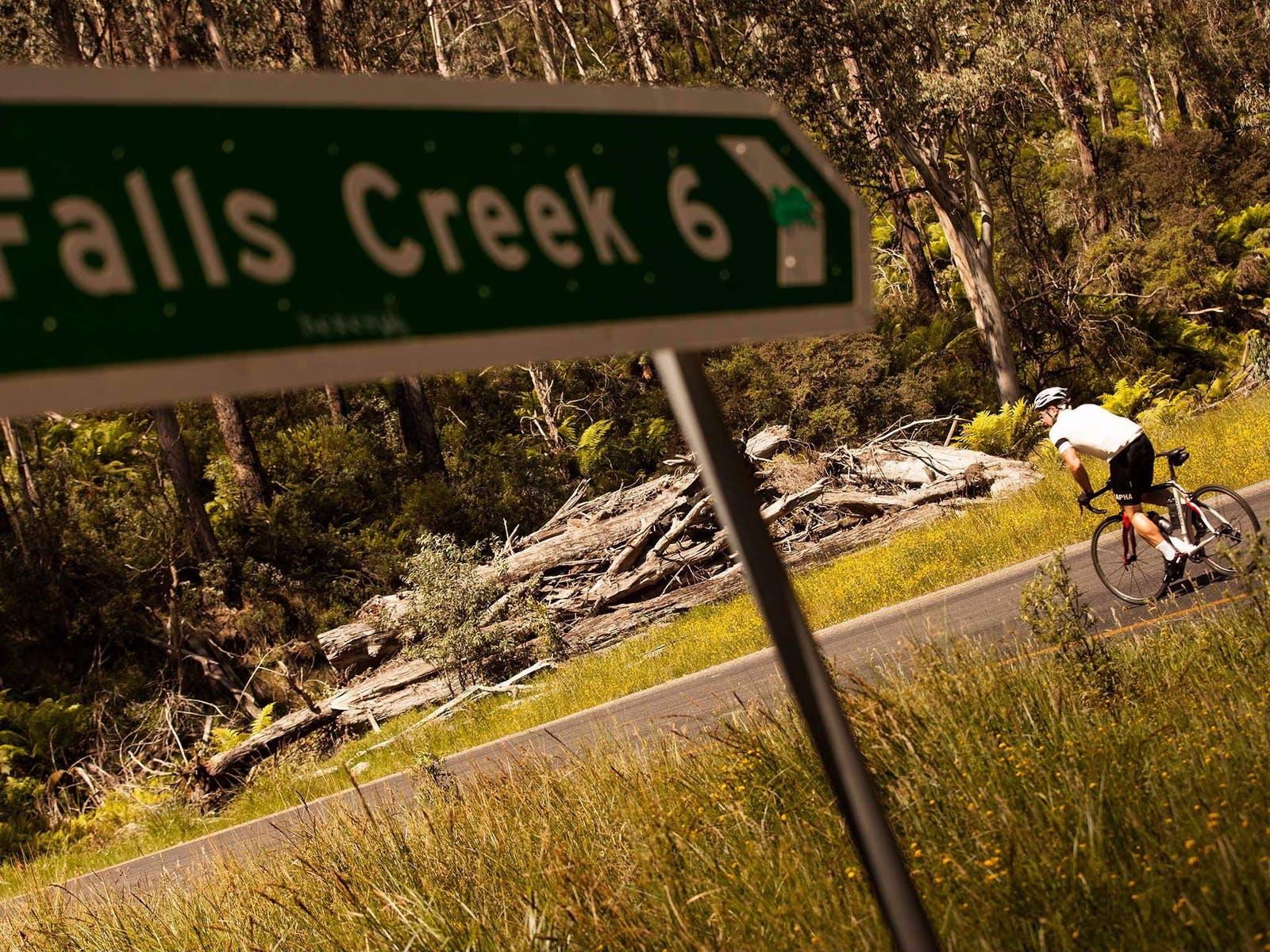 7 Peaks Ride - Falls Creek