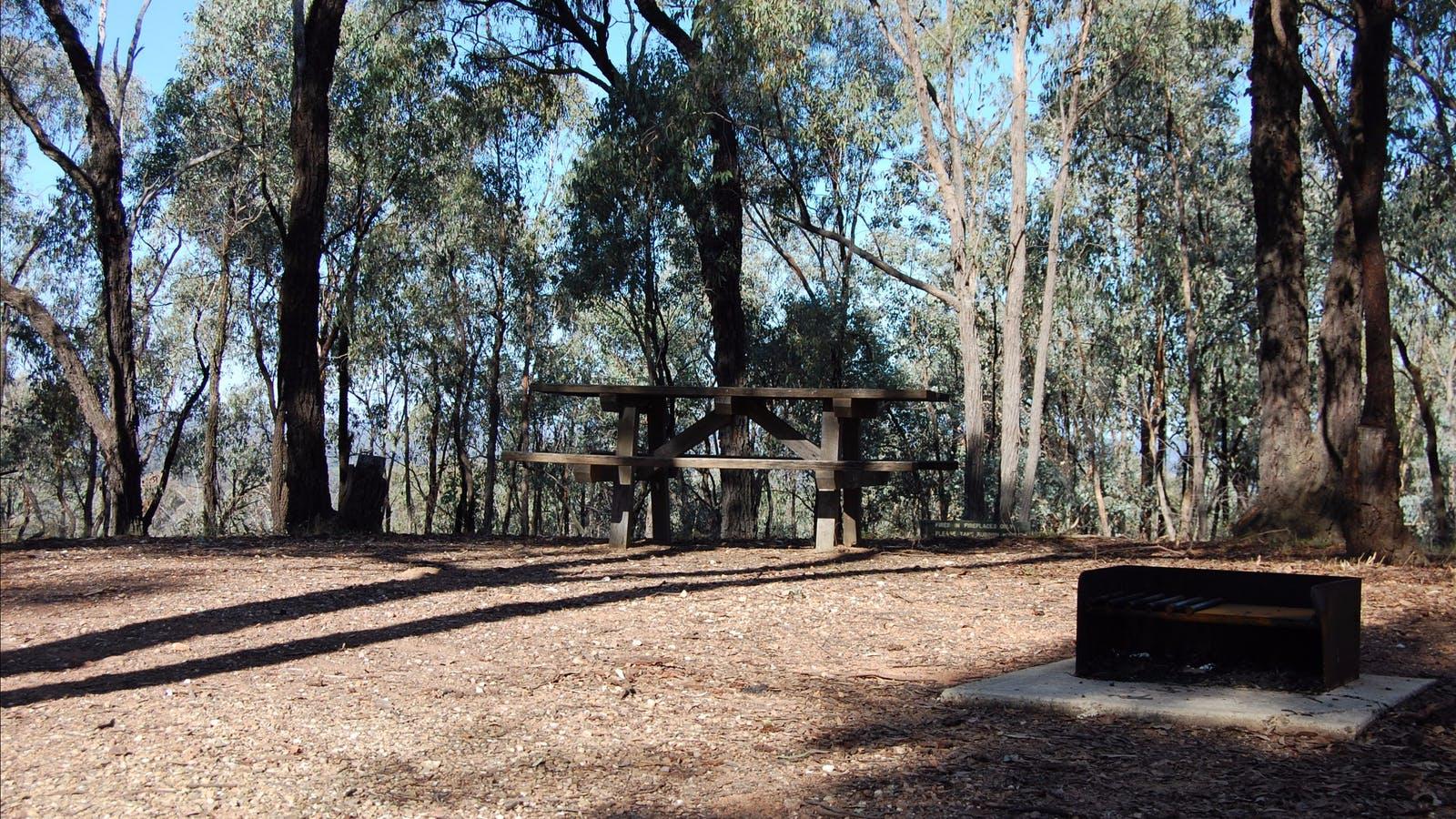 Donchi Hill picnic area