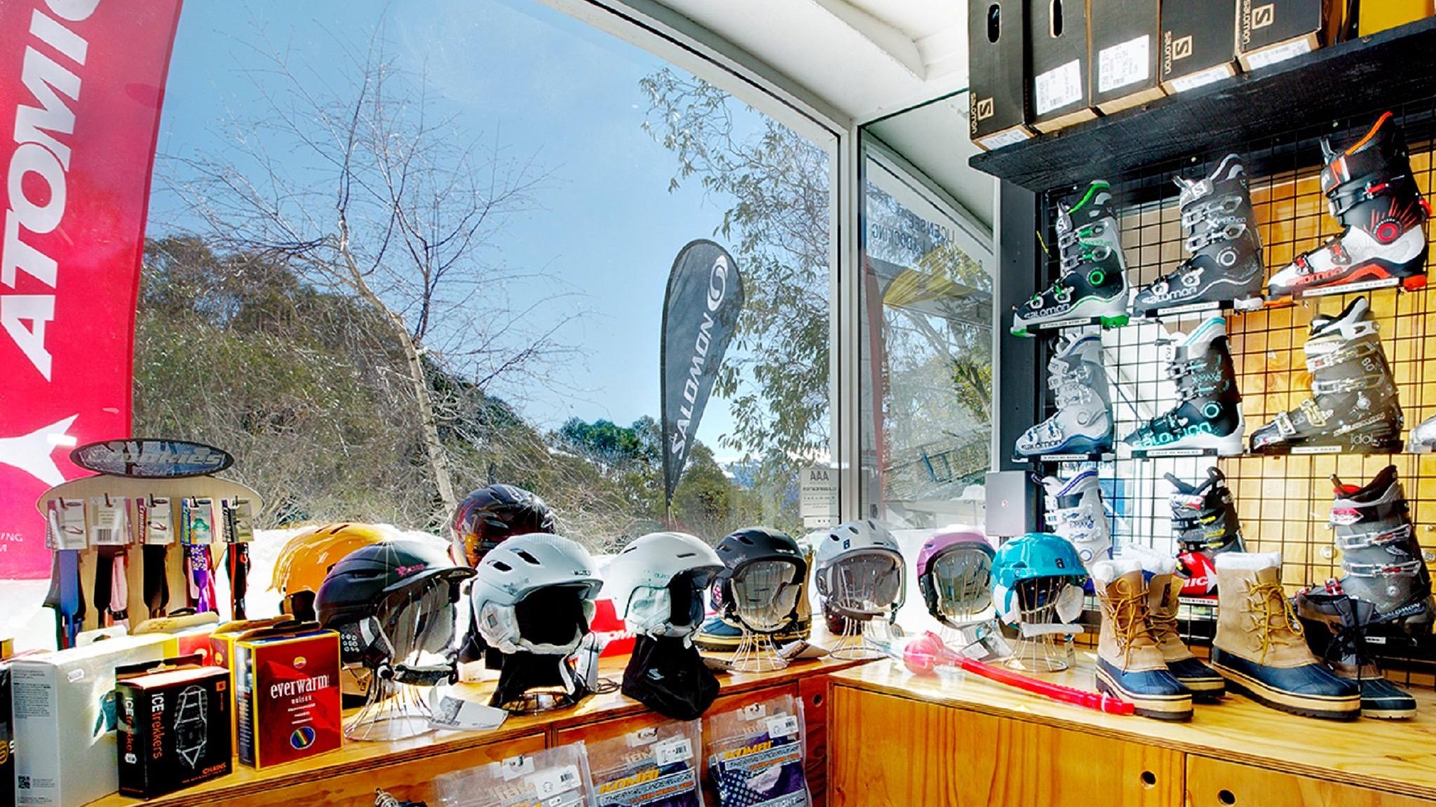 Snowrider Rental