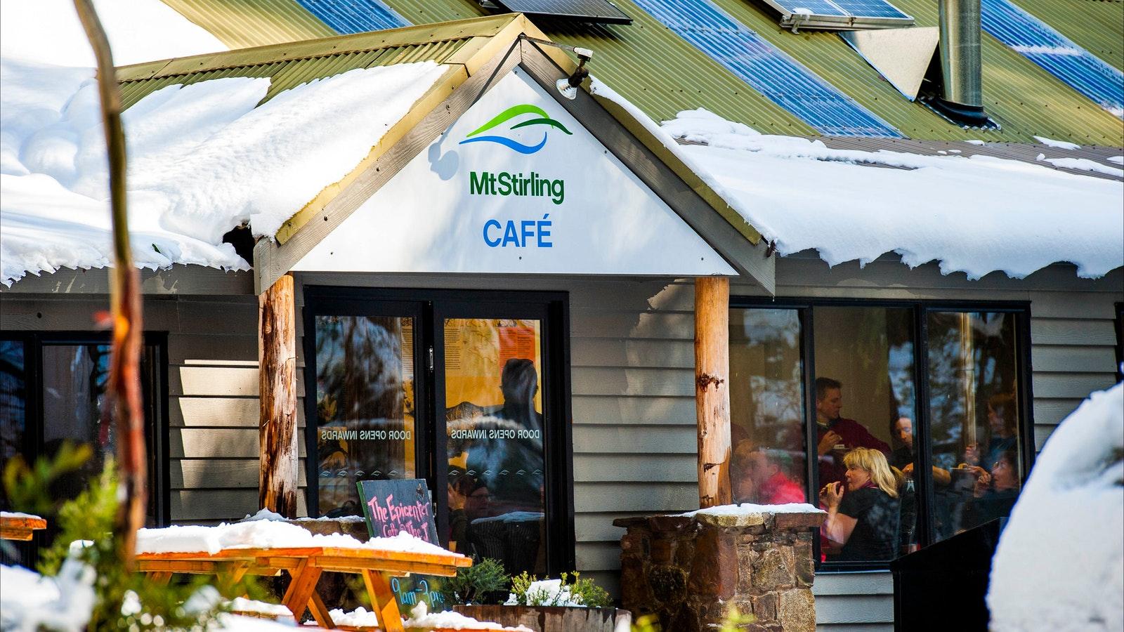 Mt Stirling Cafe