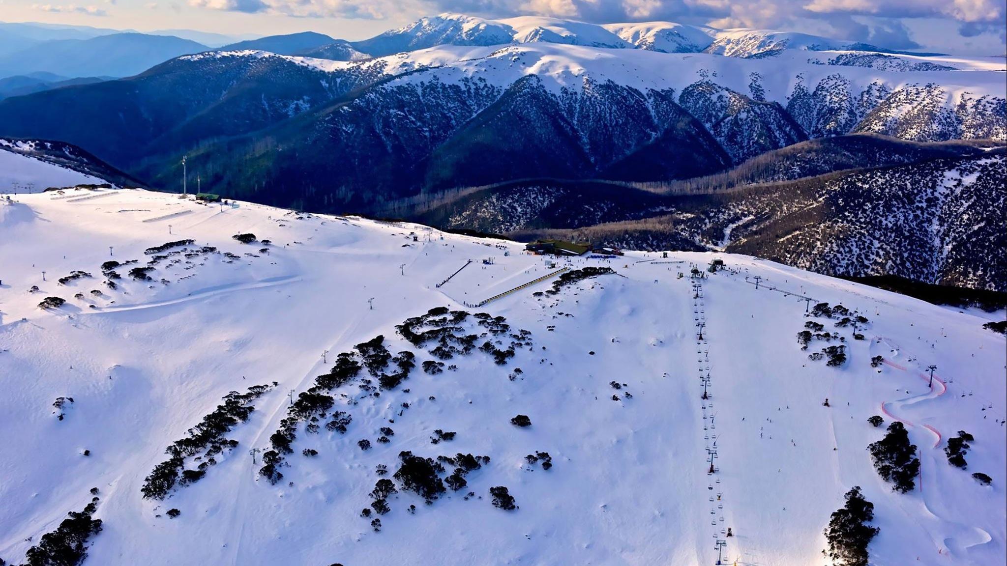 falls creek all season alpine resort, attraction, high country