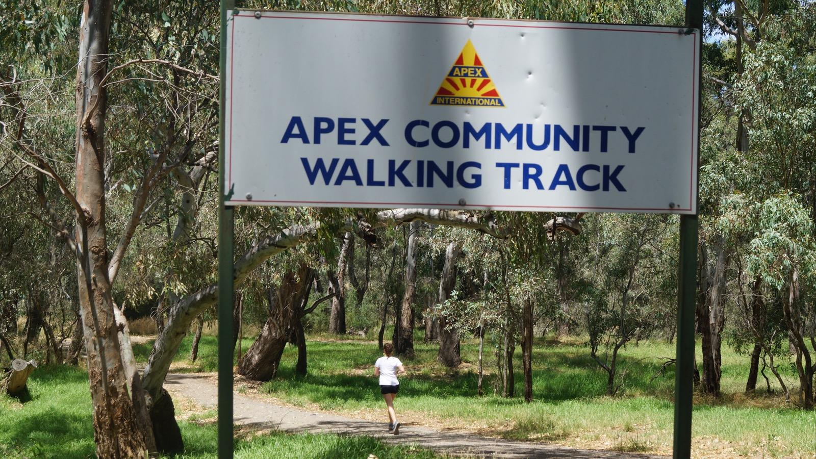 Euroa Apex Walking Track