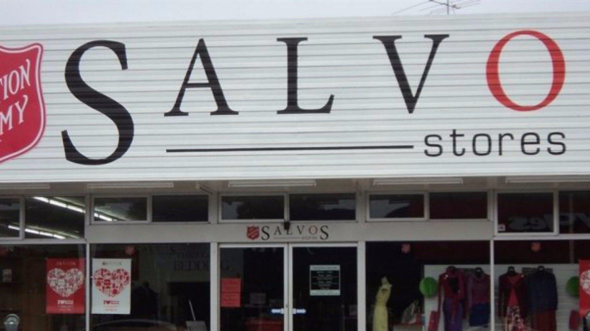 Salvos Opportunity Shop Wangaratta