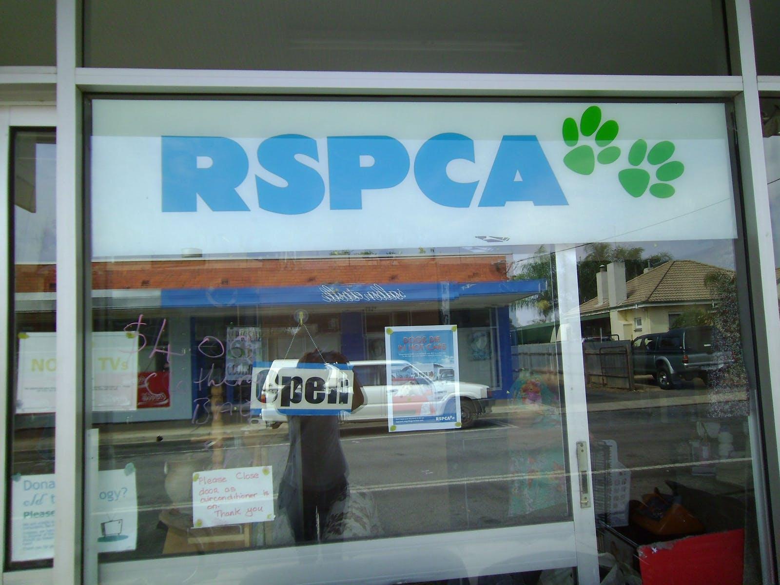 R.S.P.C.A Opportunity Shop