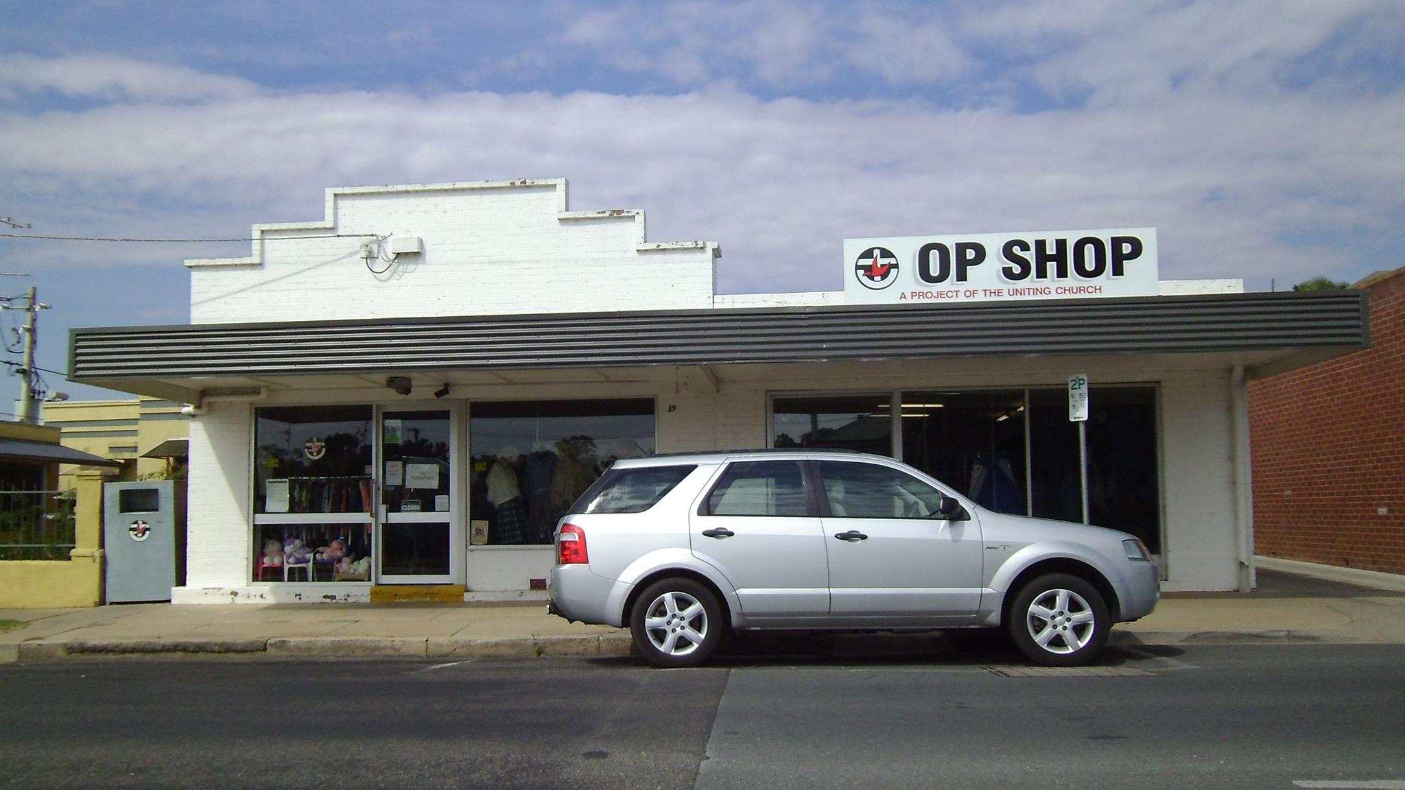 Uniting Church Opportunity Shop