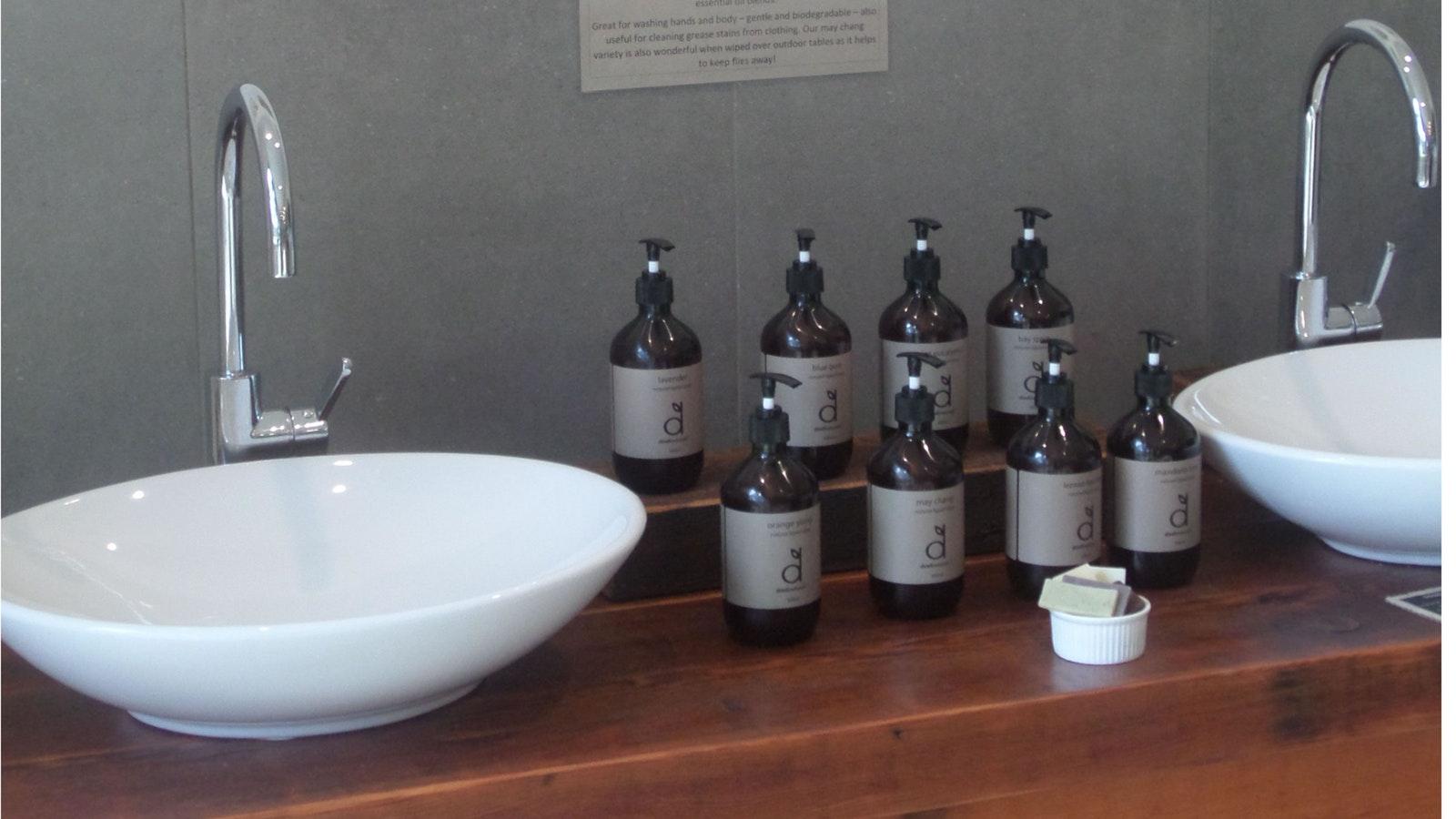 Soap Testing Basins