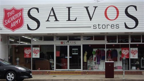 Salvos Opportunity Shop