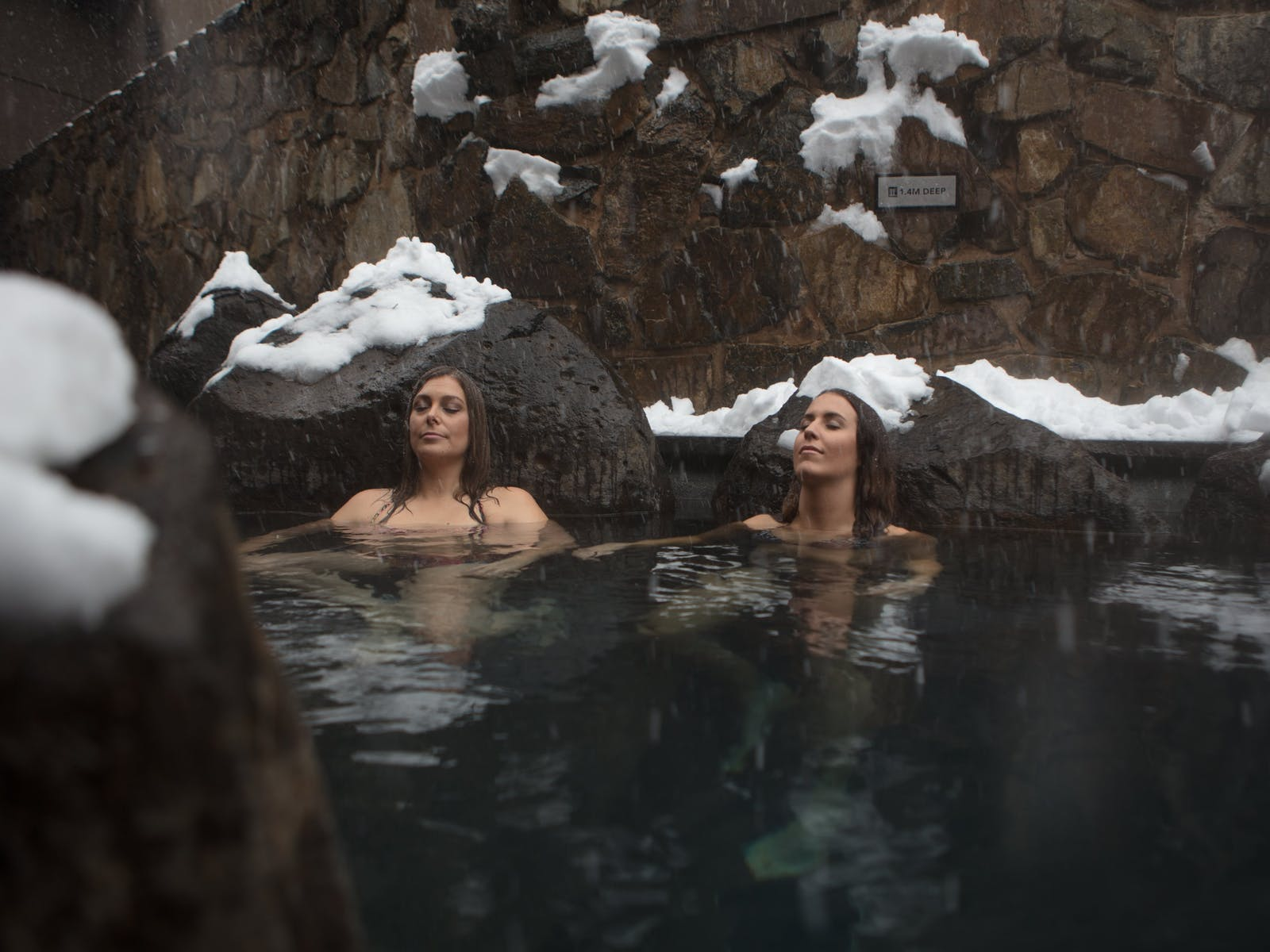 40 degree onsen spa