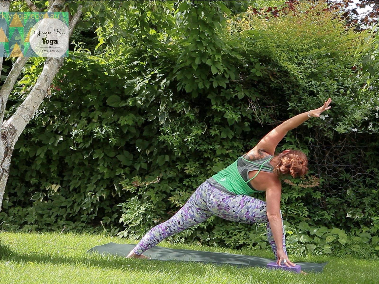 Vinyasa yoga classes running weekly
