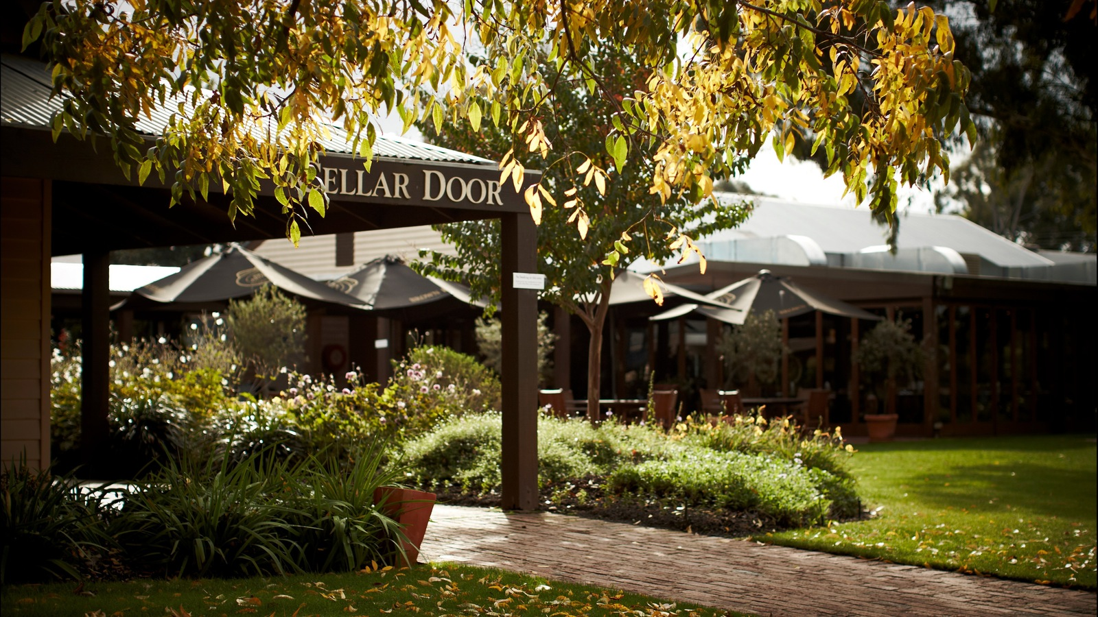 Milawa cellar door