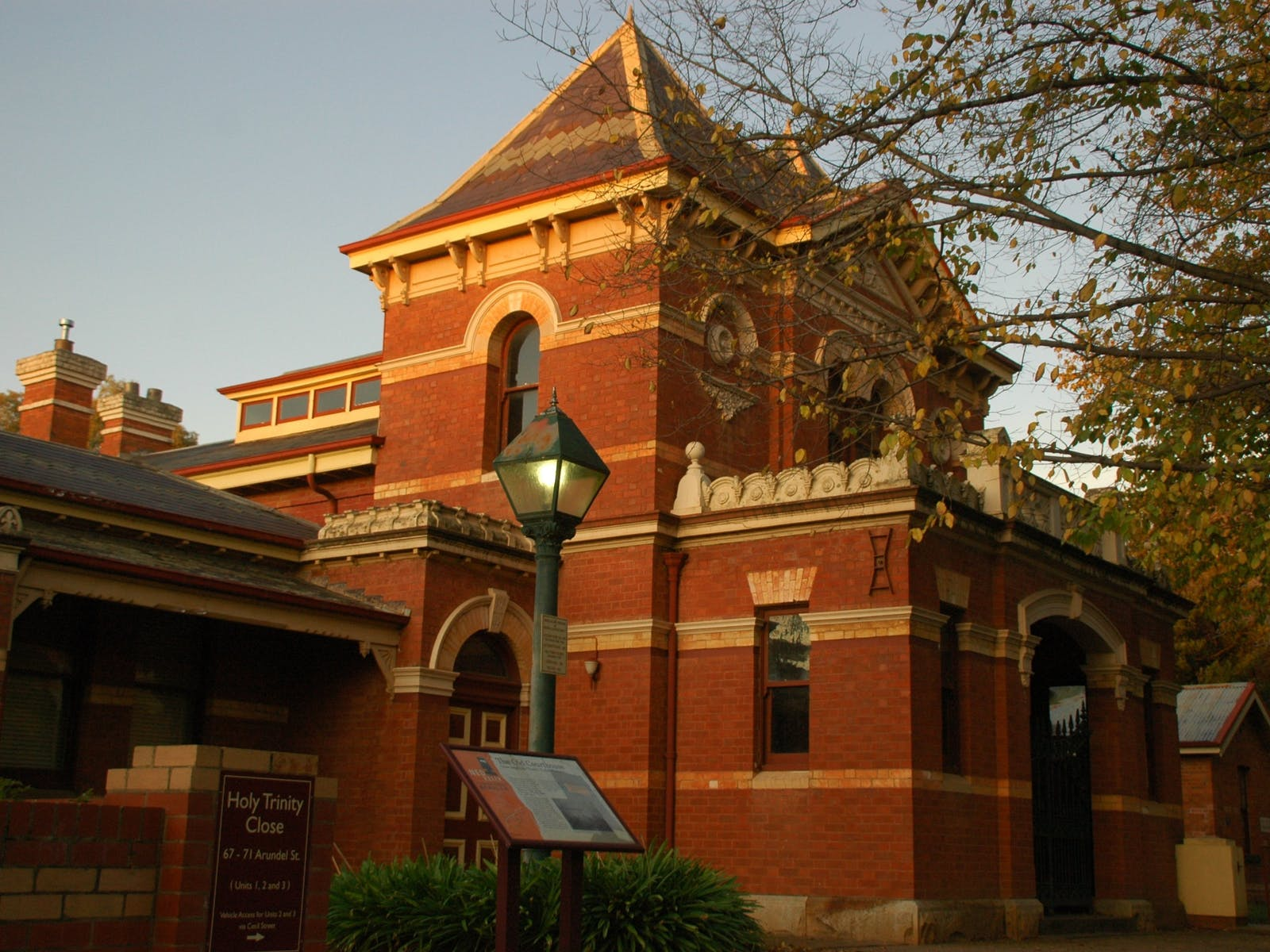 Benalla Courthouse