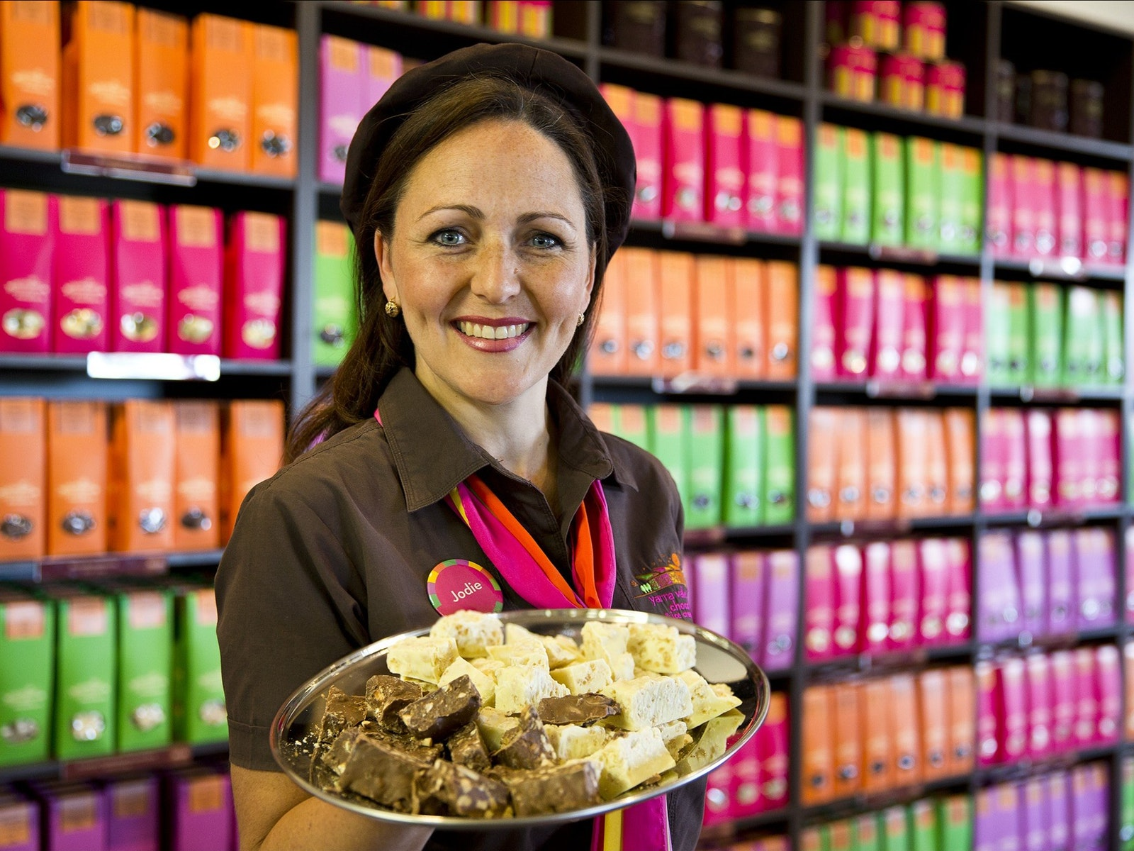 Yarra Valley Chocolaterie & Ice Creamery Chocolate Lovers Luxury Tour Experience
