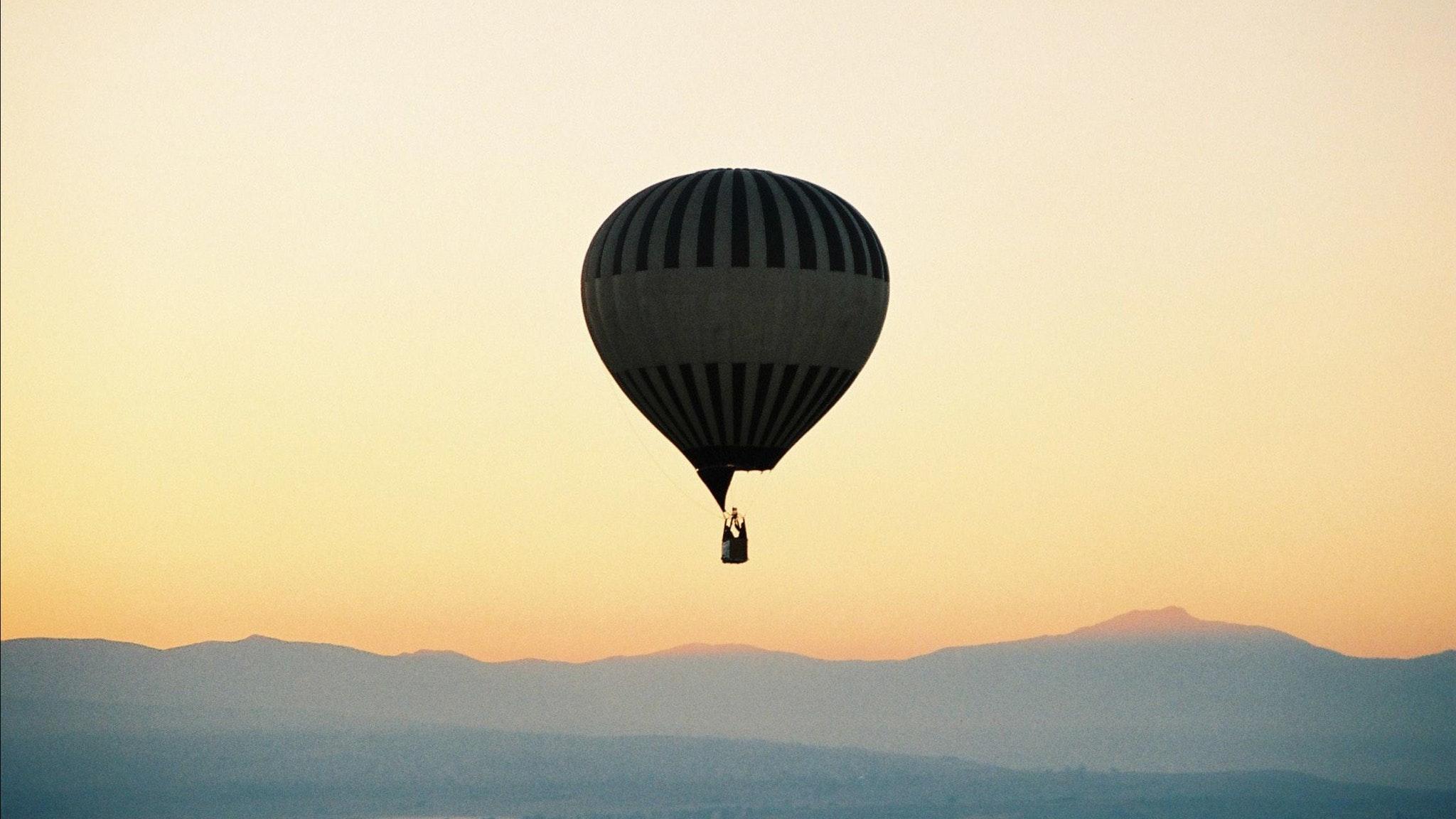 Goldrush Ballooning