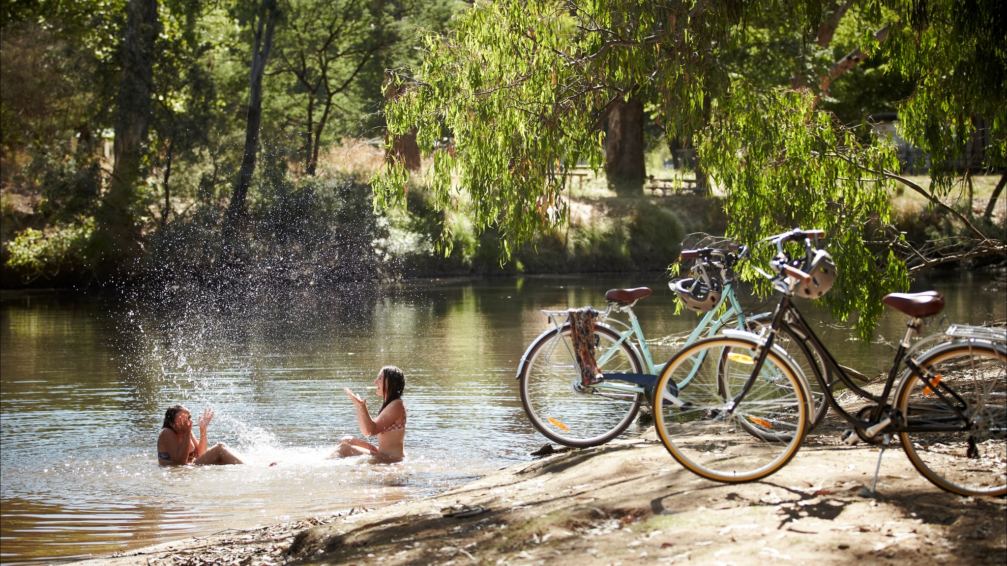 Ovens River Paddle and Pedal