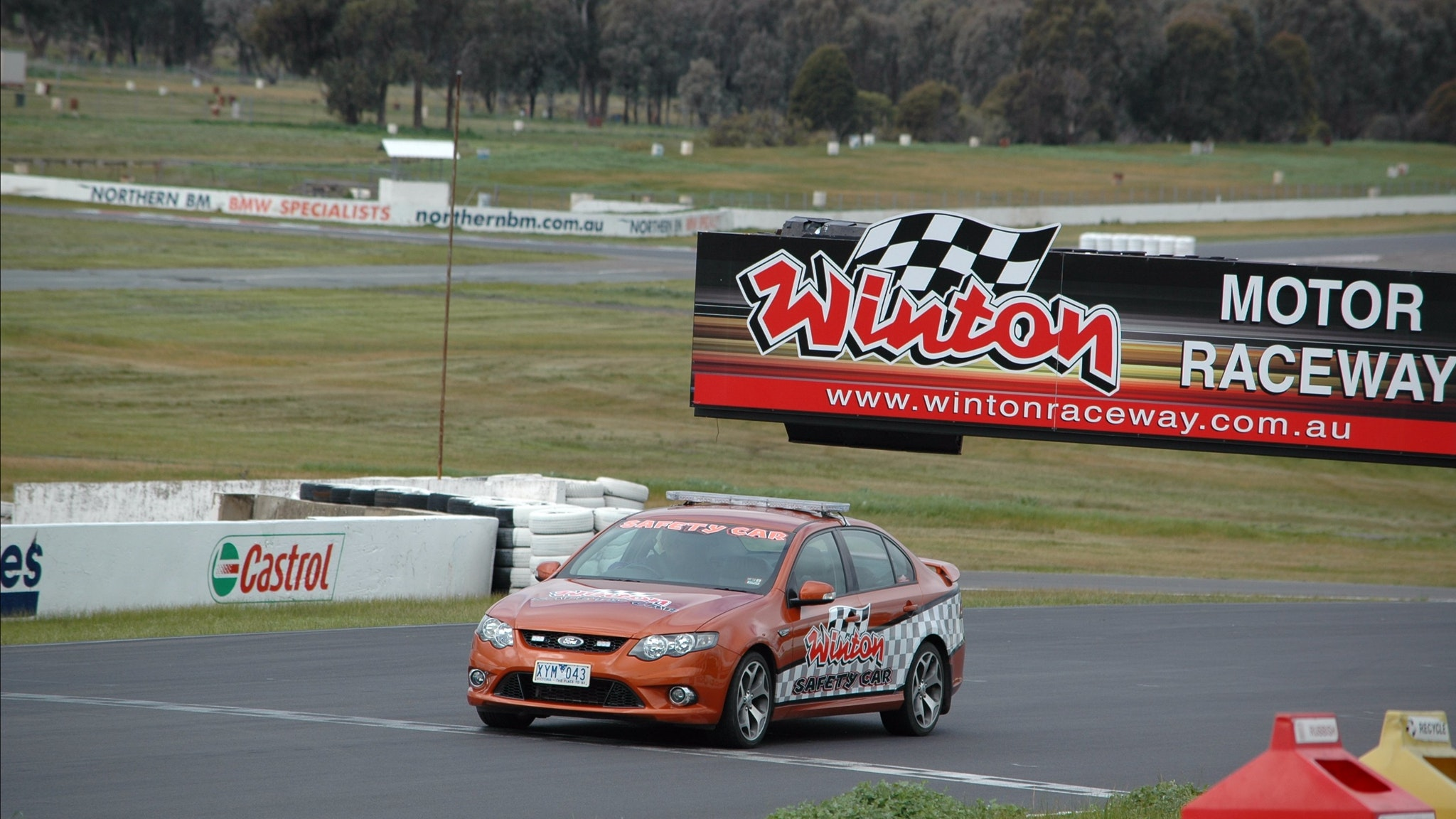 Winton Rush