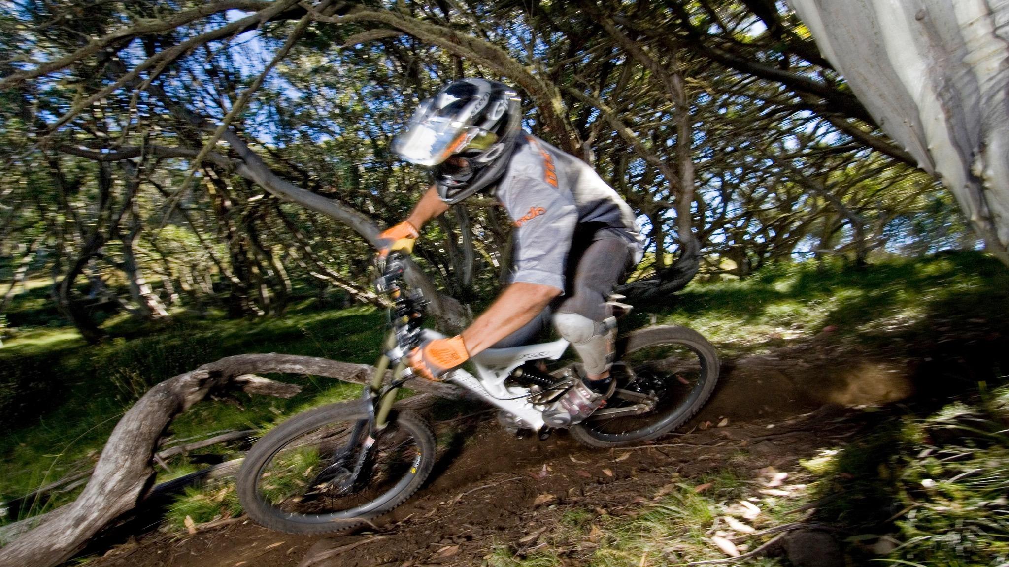 Mountain Biking at Buller