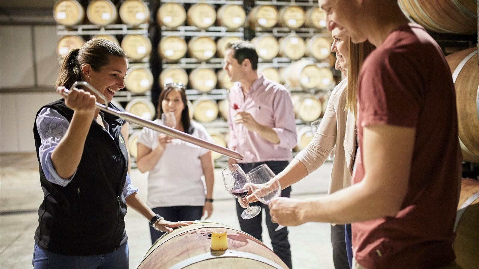 Meet a winemaker