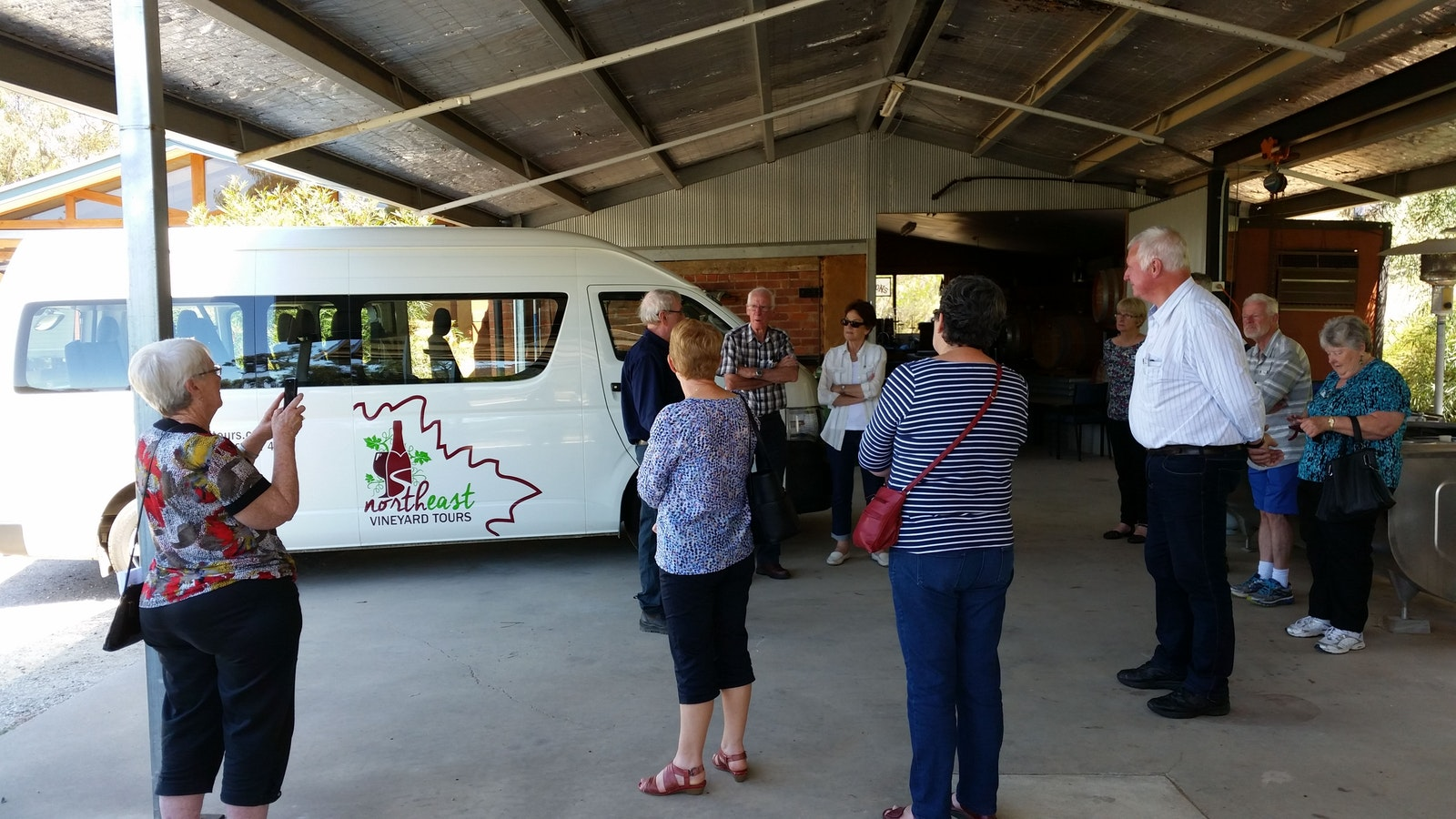 North East Vineyard Tours
