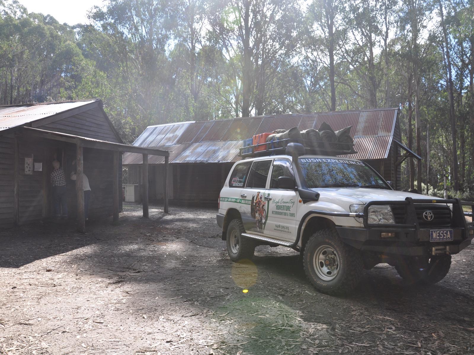 Cattleman's Hut