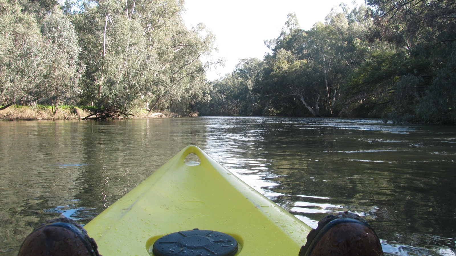 Ovens River Kayaking