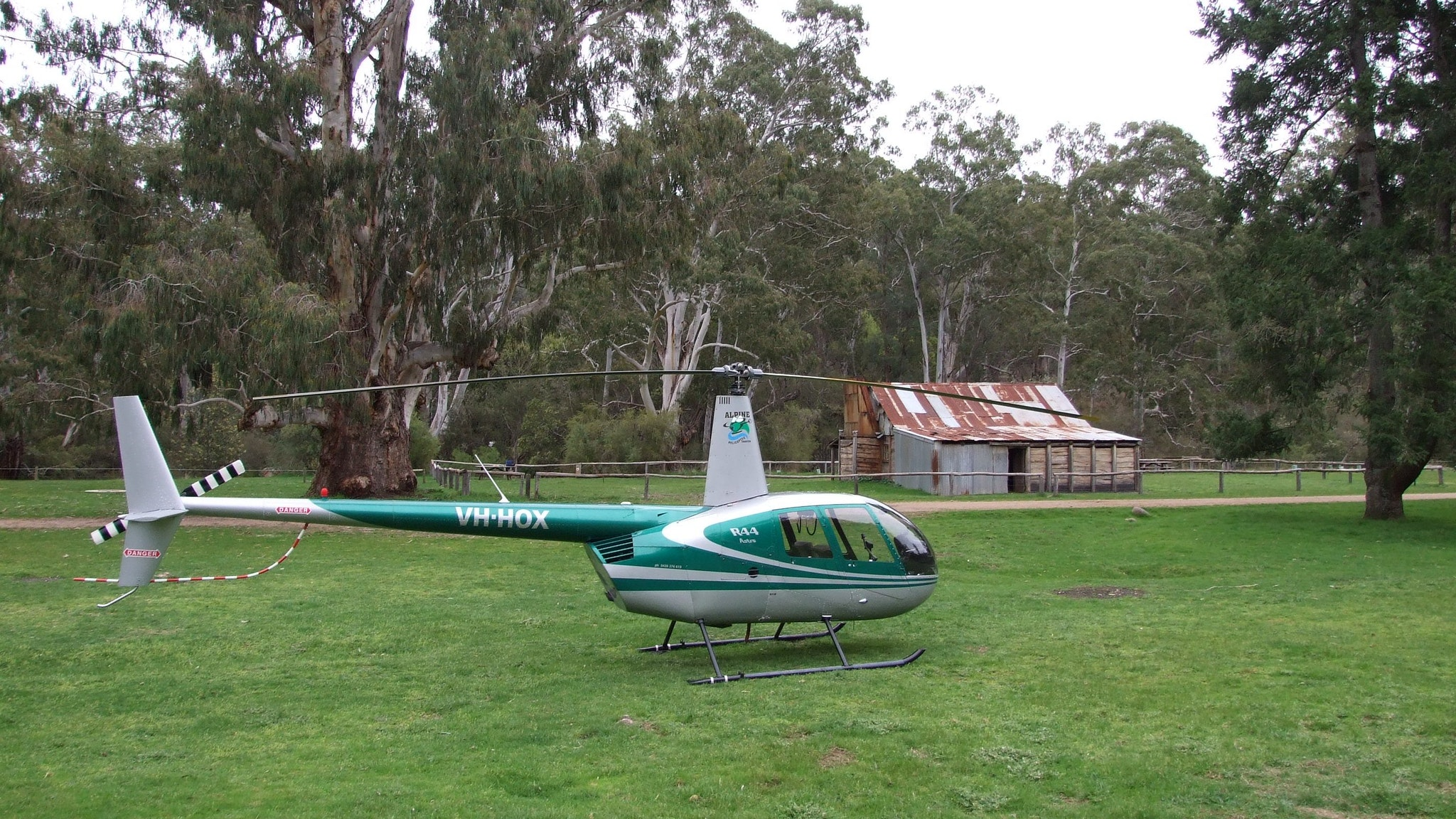 Alpine Helicopter Charter