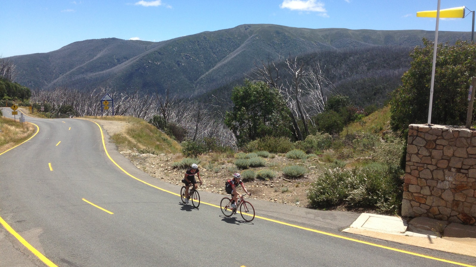Victorian Alps Cycling Tour
