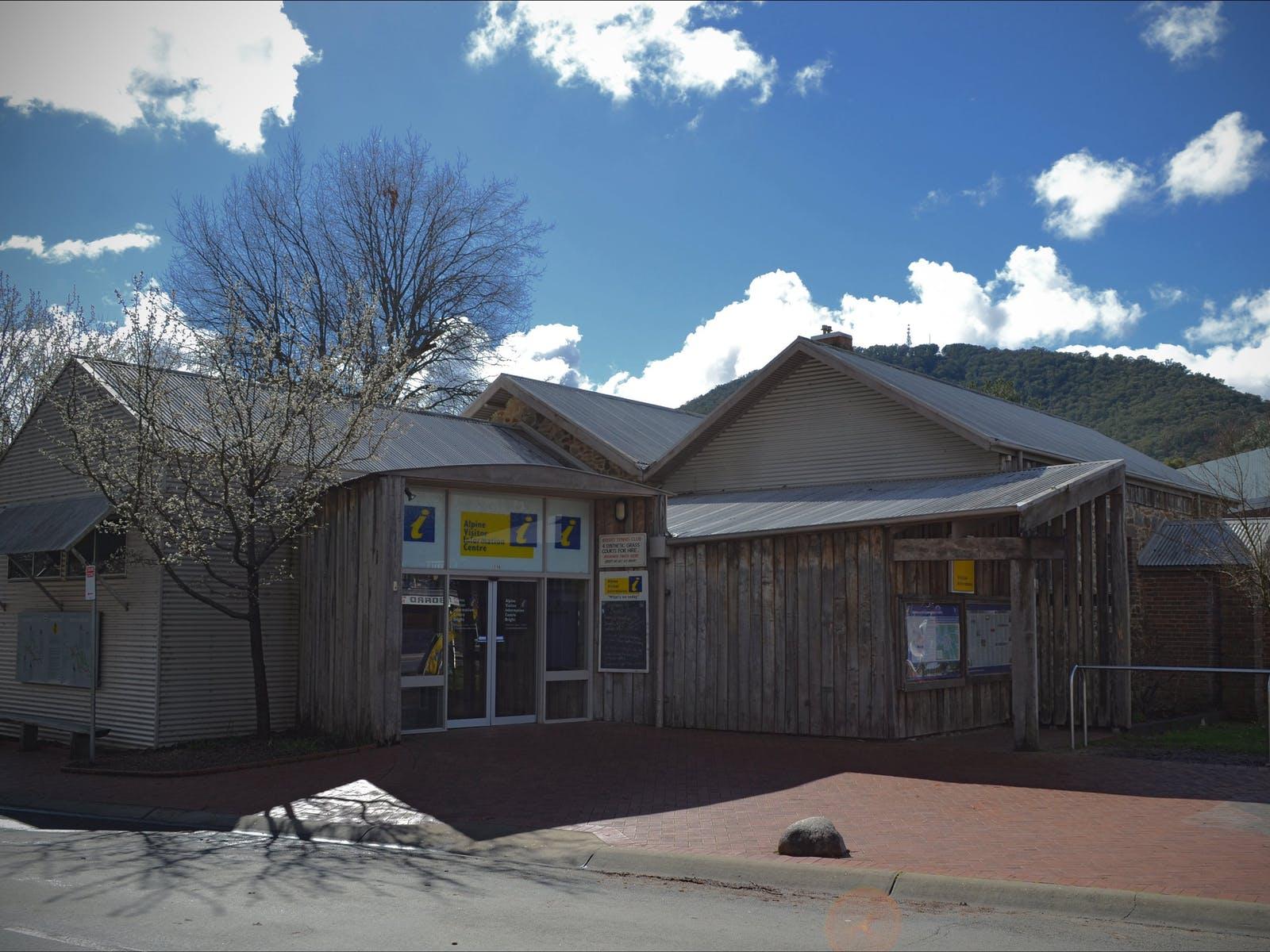 Alpine Visitor Information Centre