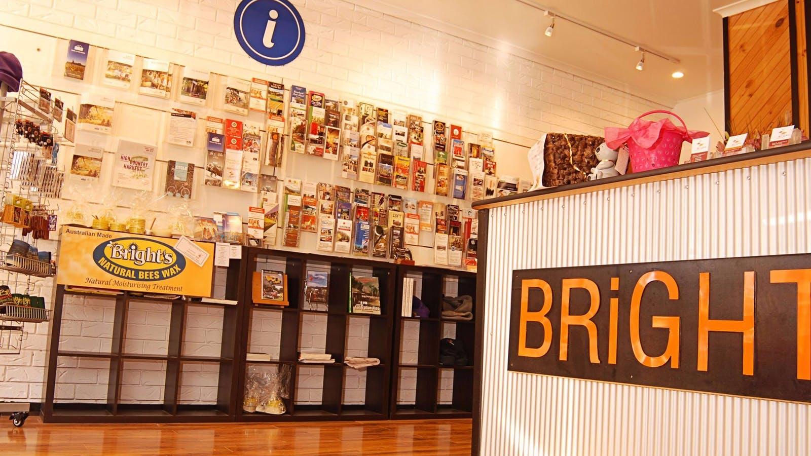 Bright Visitors Centre and Bright Escapes Office