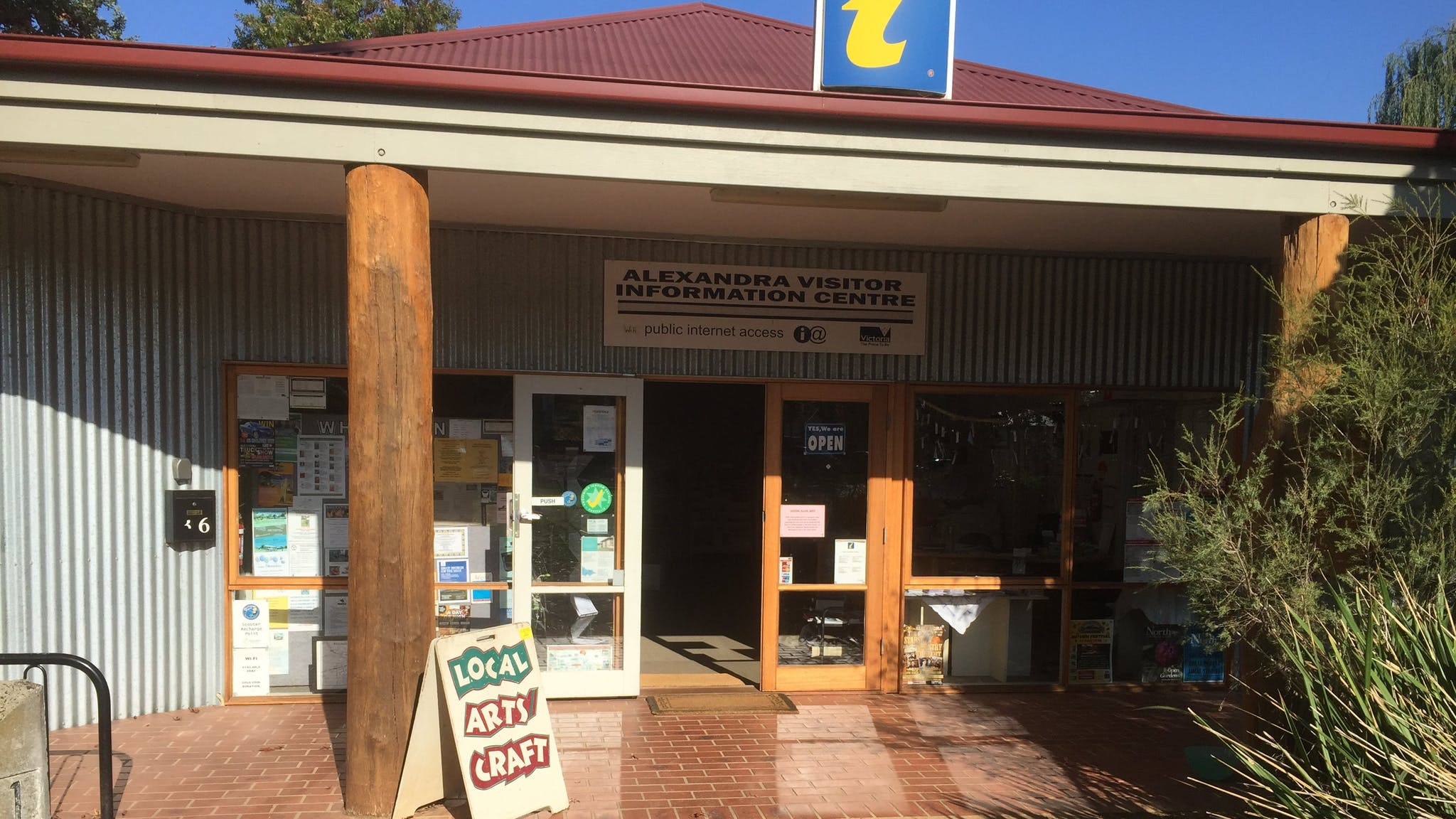 Alexandra Visitor Information Centre