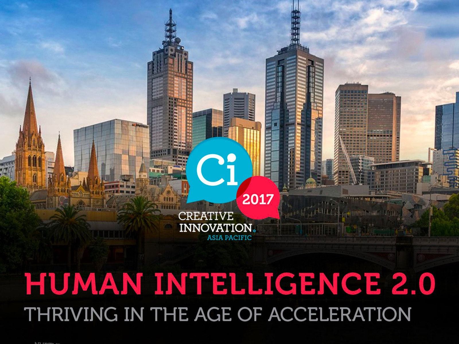 Human Intelligence 2.0 Thriving in the Age of Acceleration