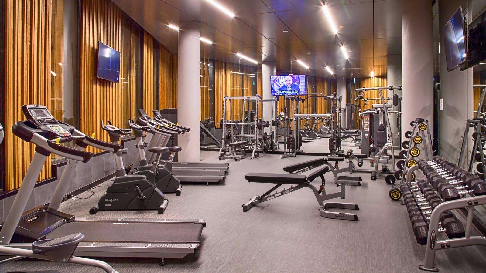 Promenade - Fitness Centre