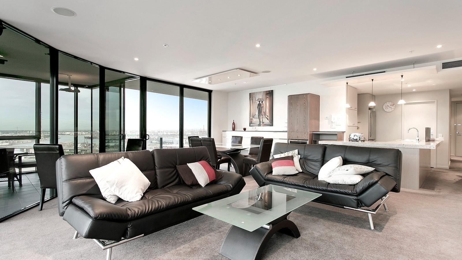 Melbourne Serviced Apartments - Penthouse