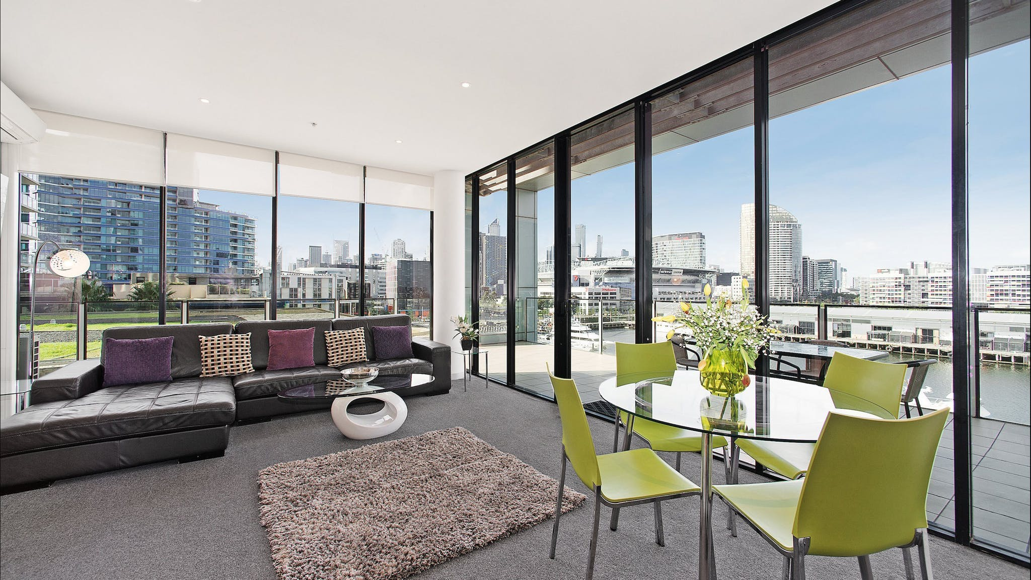 Docklands Private Collection of Apartments Melbourne ...