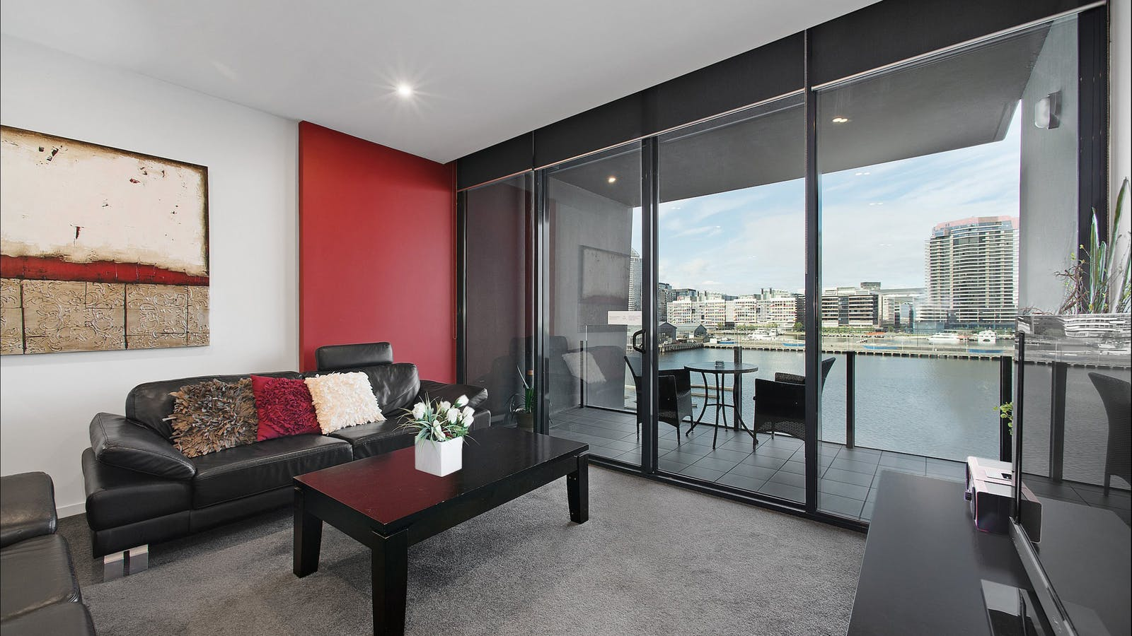 Harbour View Apartments at Docklands - three bedroom