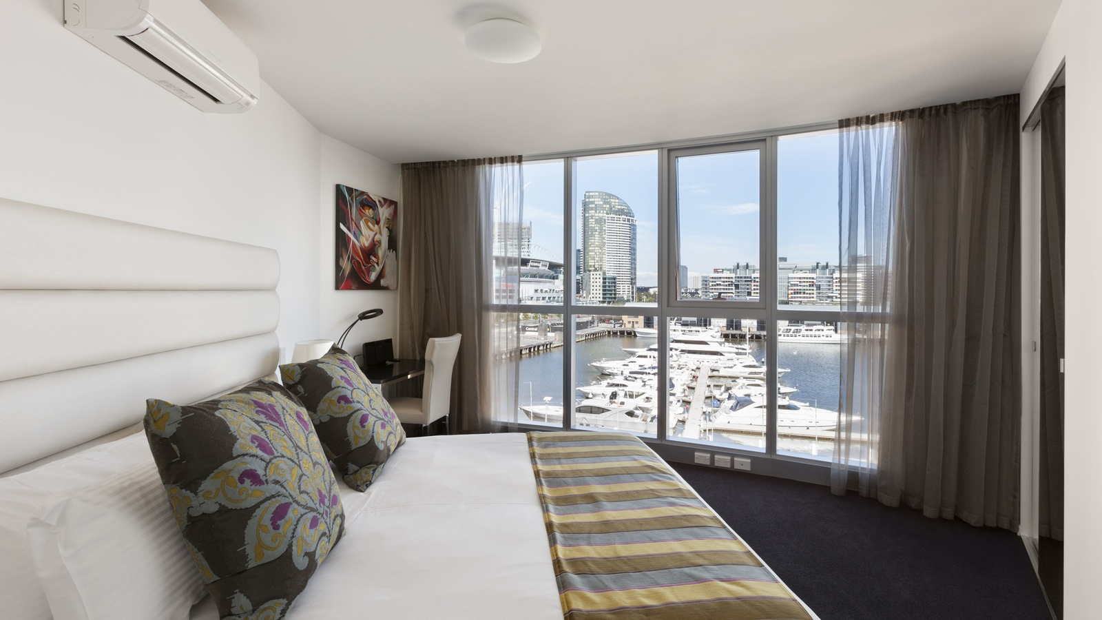 The Sebel Docklands Waterview Apartment