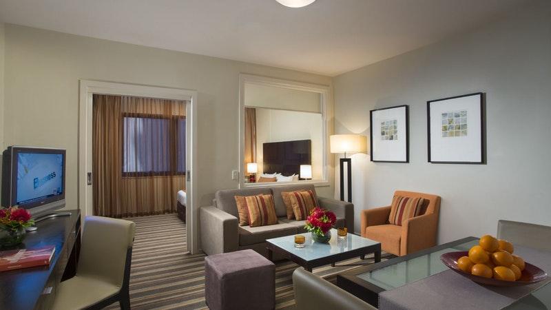 Somerset on Elizabeth - One Bedroom Deluxe Apartment